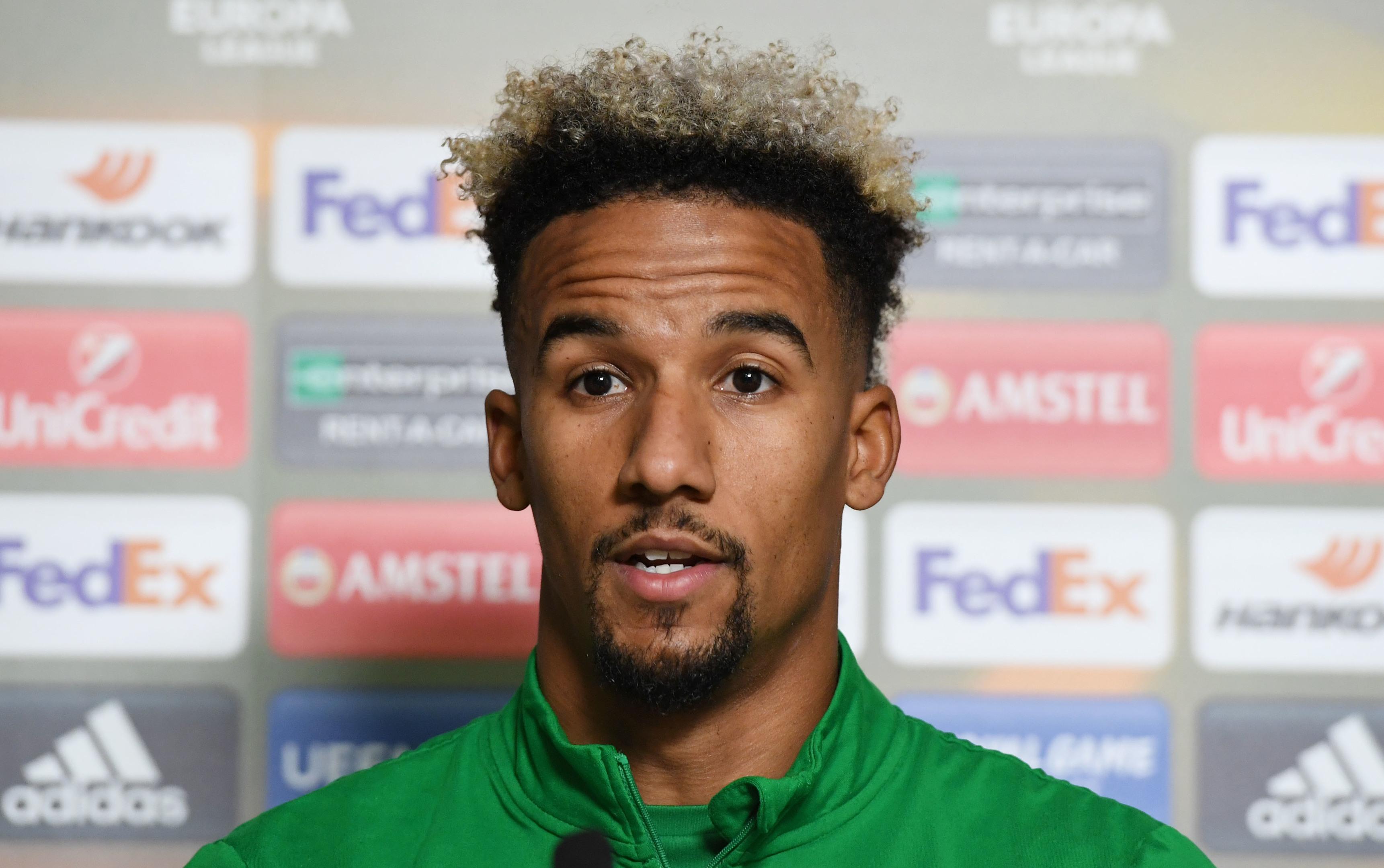 Celtic's Scott Sinclair looks ahead to his sides Europa League clash with Zenit St Petersburg (SNS)