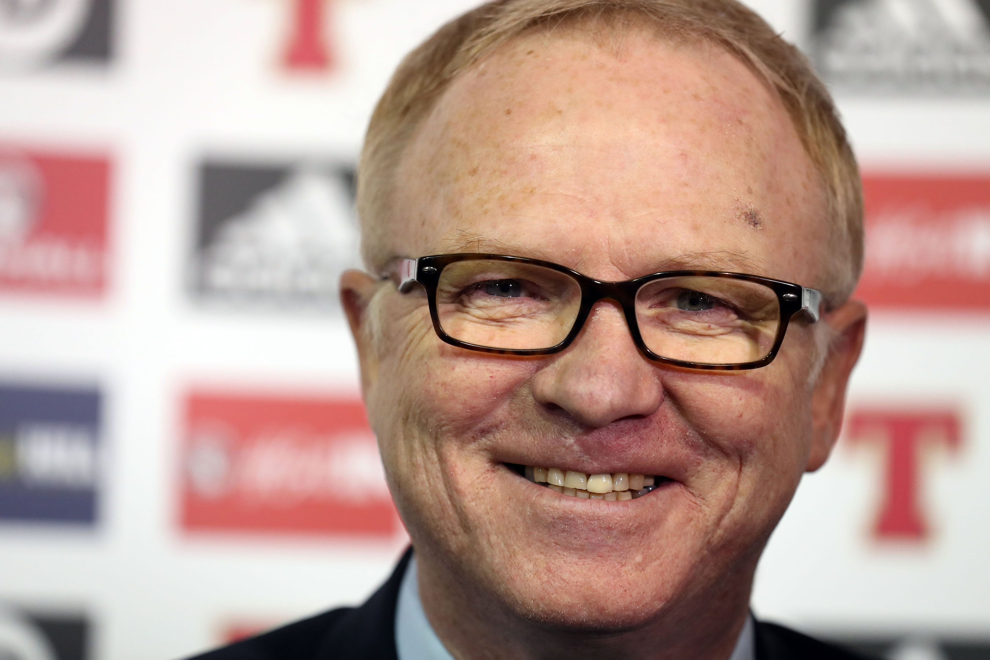 New Scotland manager Alex McLeish (Andrew Milligan/PA Wire)