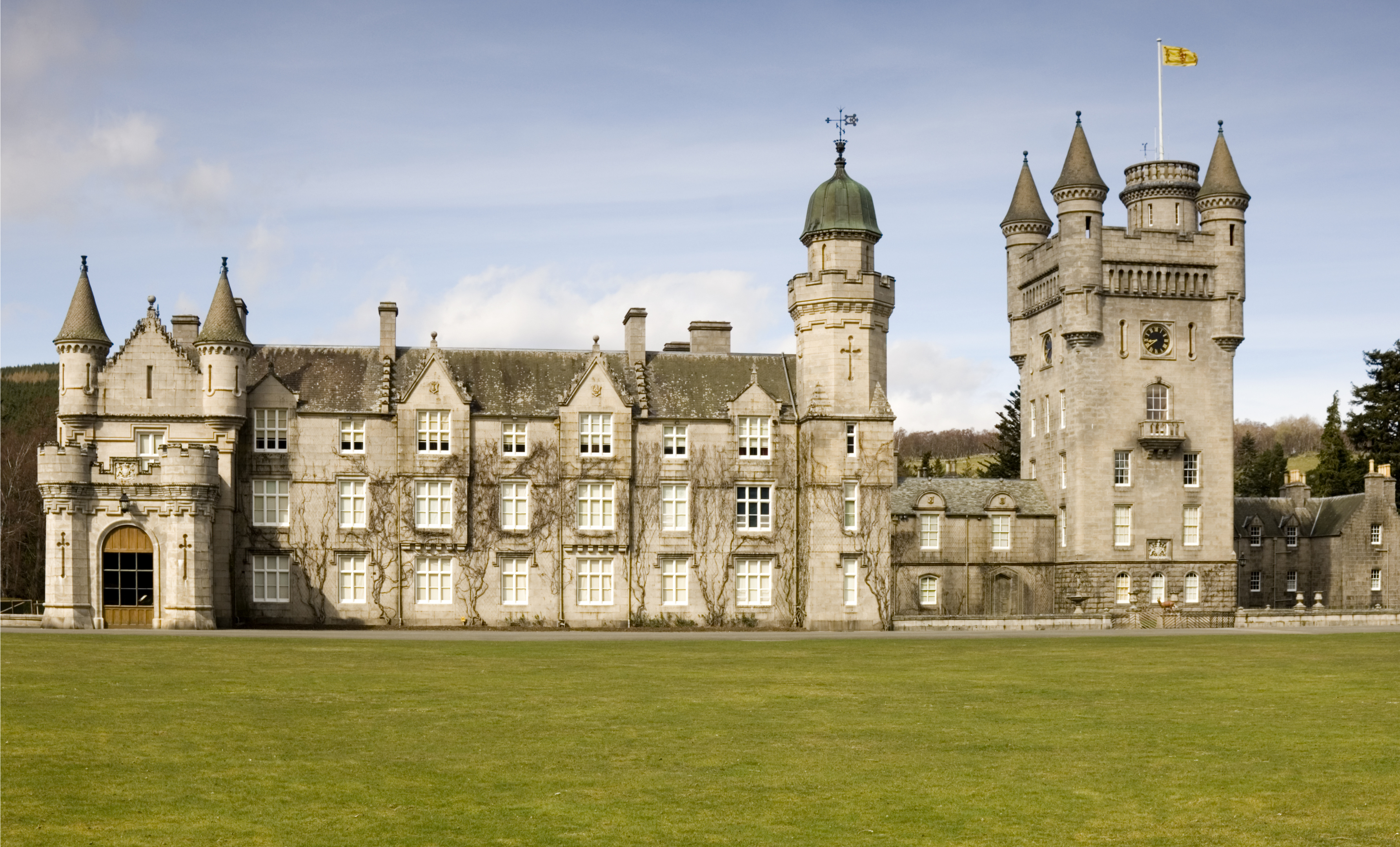 Balmoral (Getty Images/iStock)