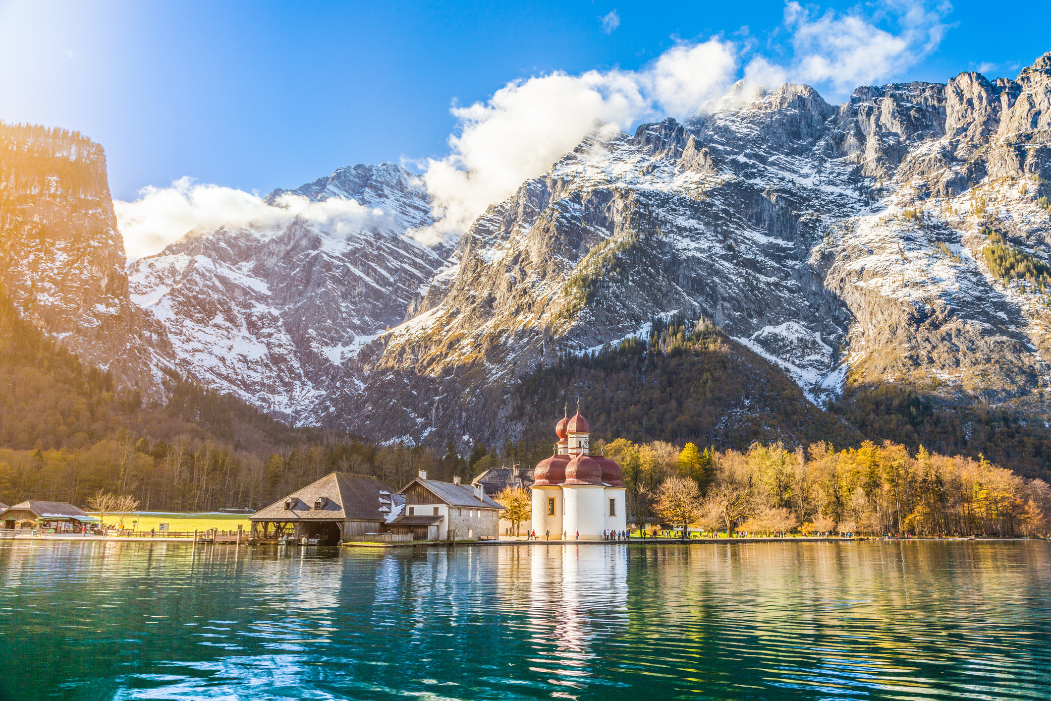 Lake Konigssee (Getty Images/iStock)