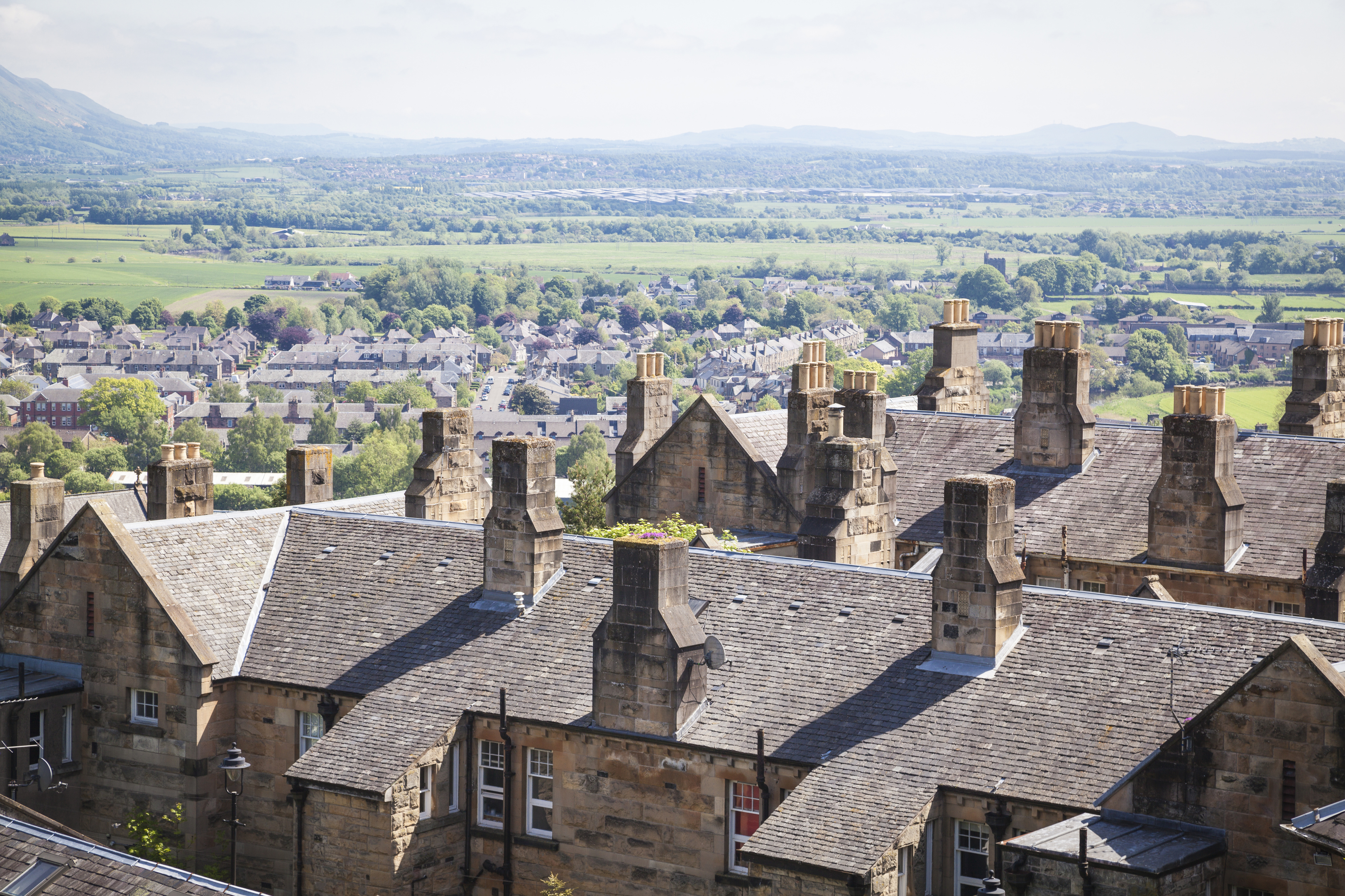 Stirling remains the most affordable city for house prices (Getty Images/iStock)