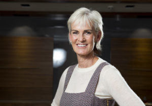 Judy Murray: Our leaders need to put our health needs first once Covid crisis is over