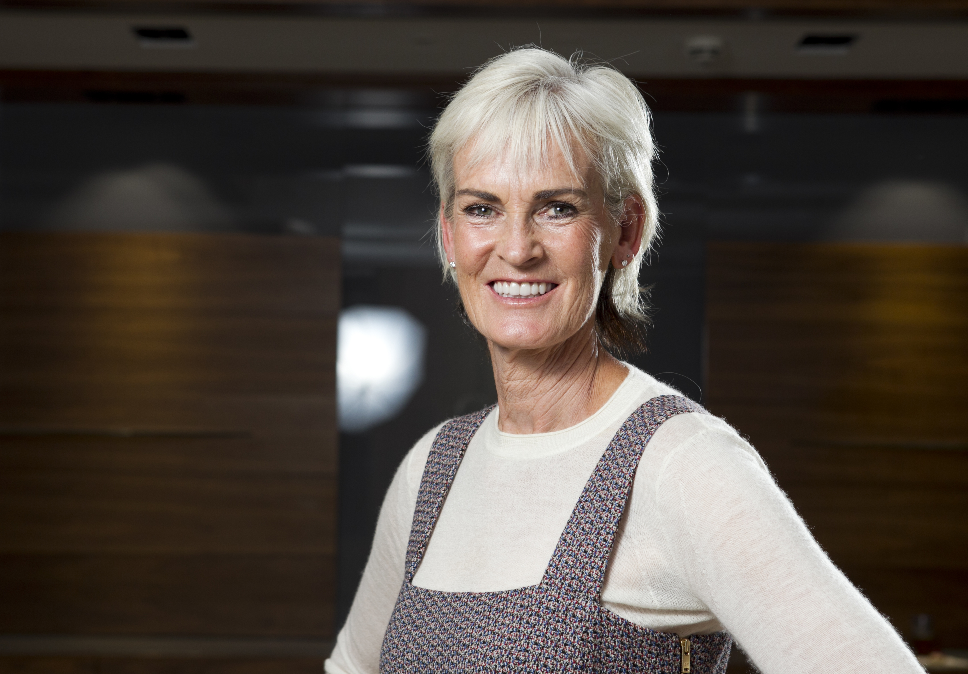 Judy Murray (Andrew Cawley/DC Thomson)