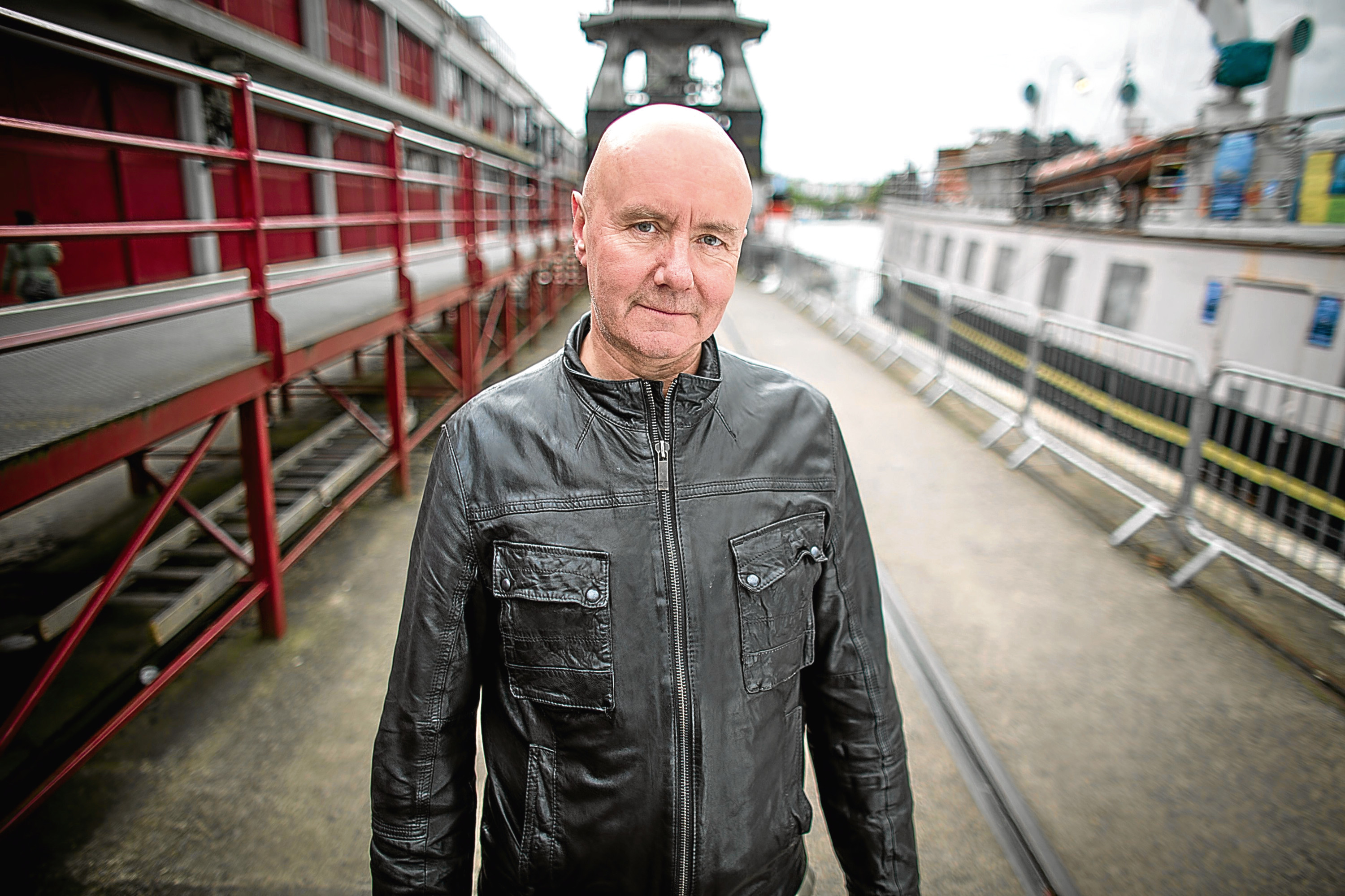 Irvine Welsh (David Hedges / SWNS)