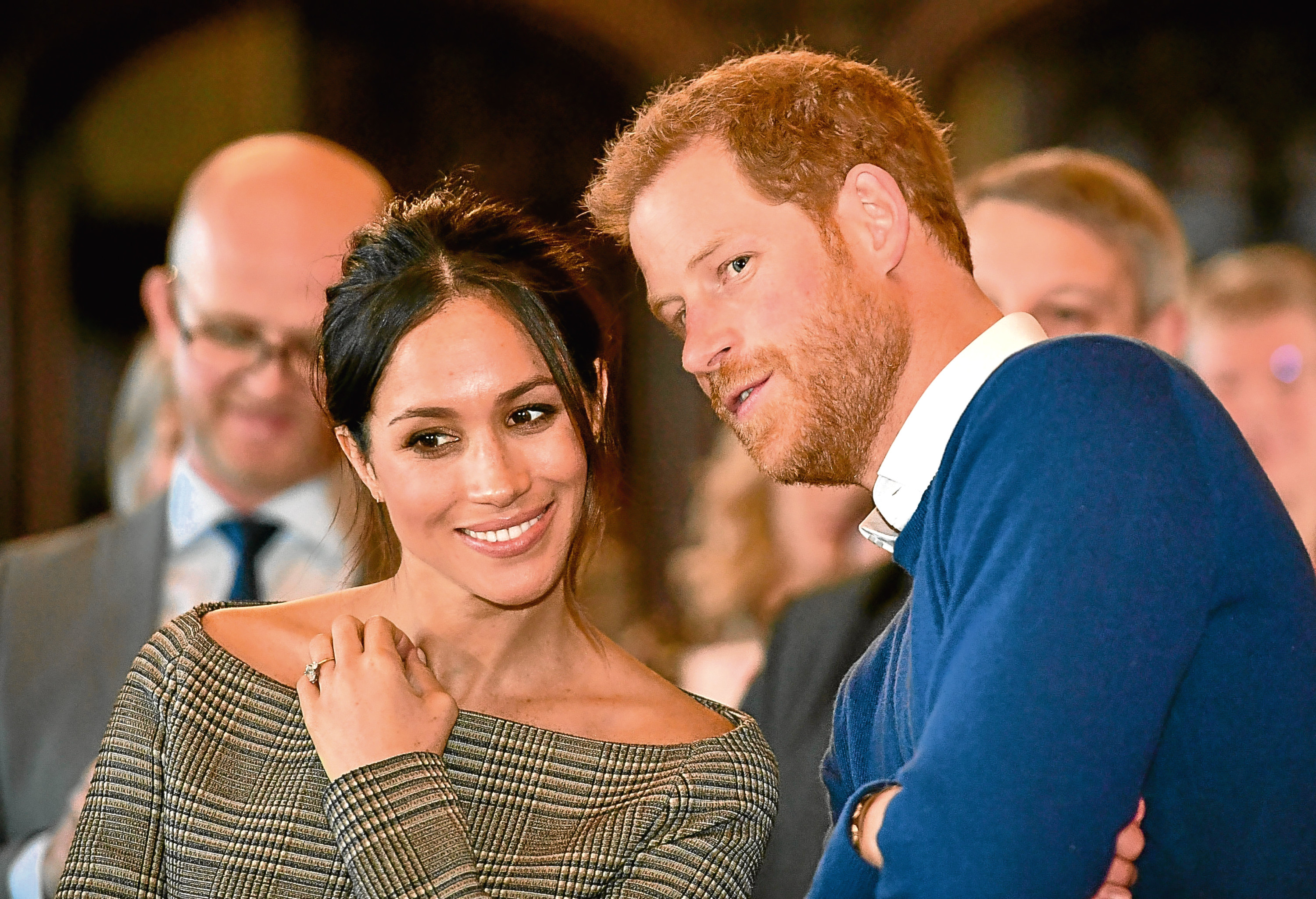 Prince Harry and Meghan Markle  (Ben Birchall - WPA Pool / Getty Images)