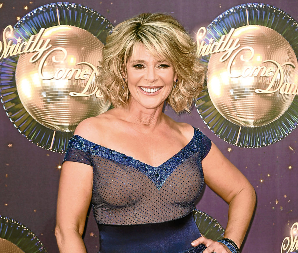 Ruth Langsford (Photo by Gareth Cattermole/Getty Images)