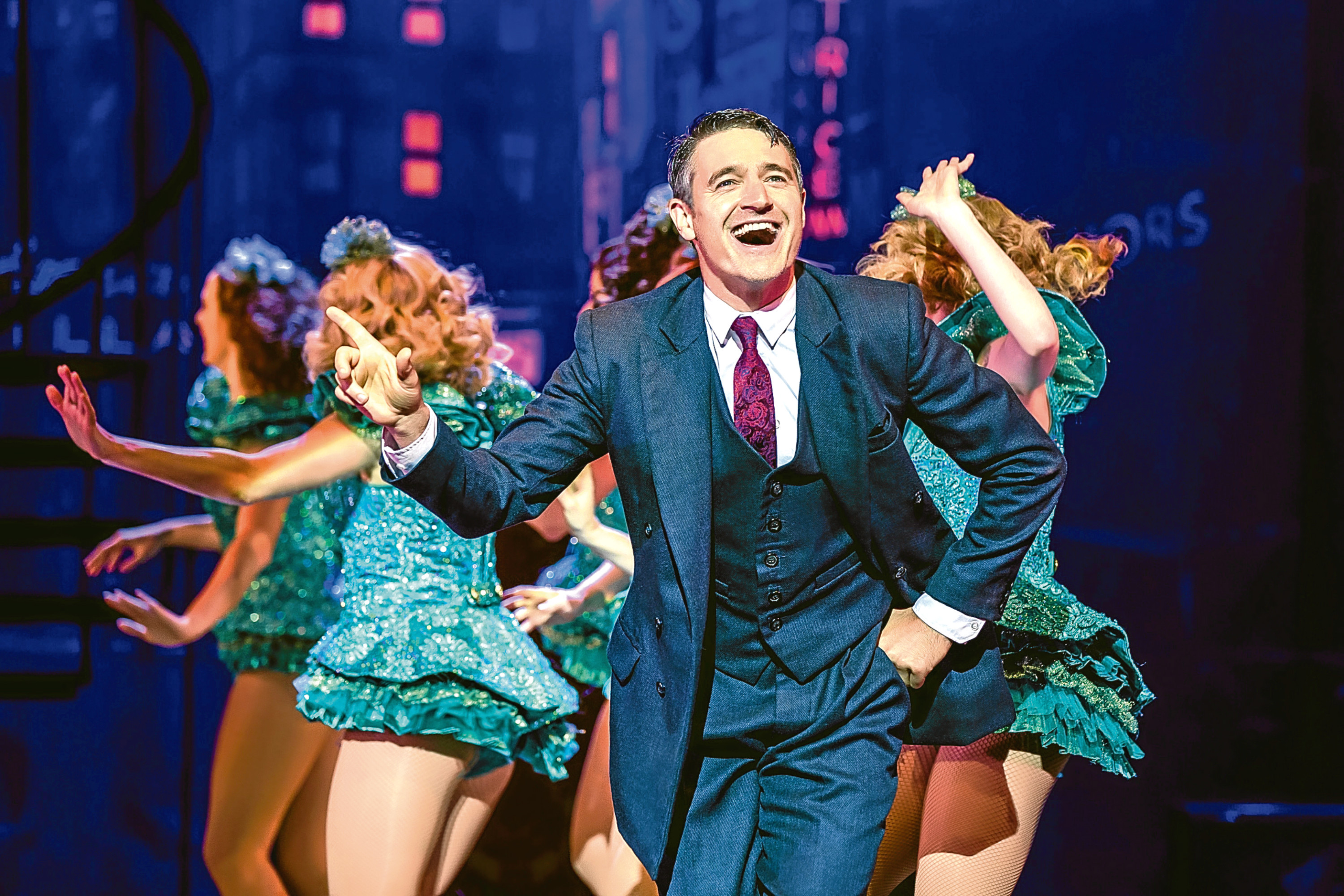 Tom Chambers in Crazy for You (The Other Richard)