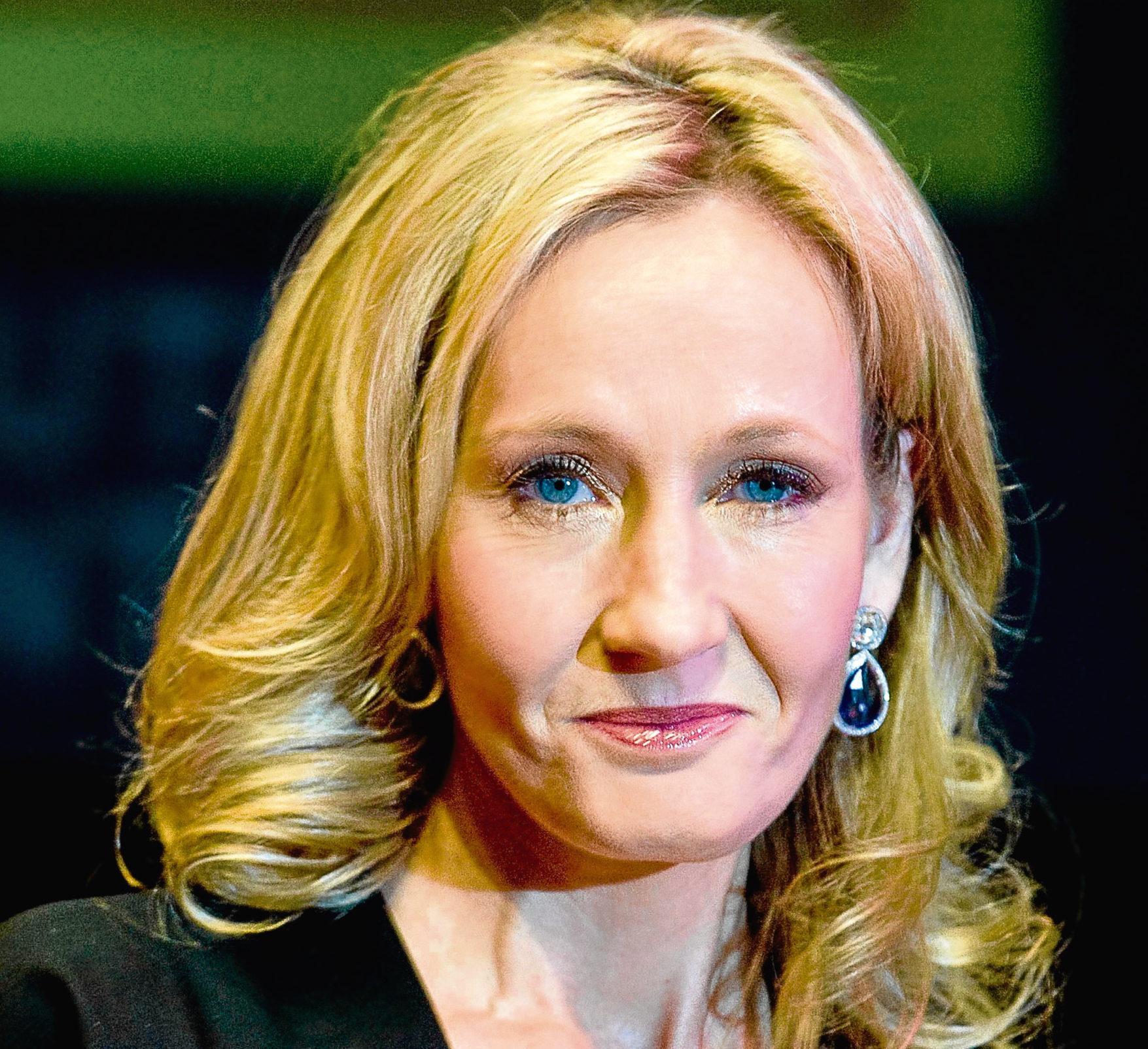 JK Rowling (PA)