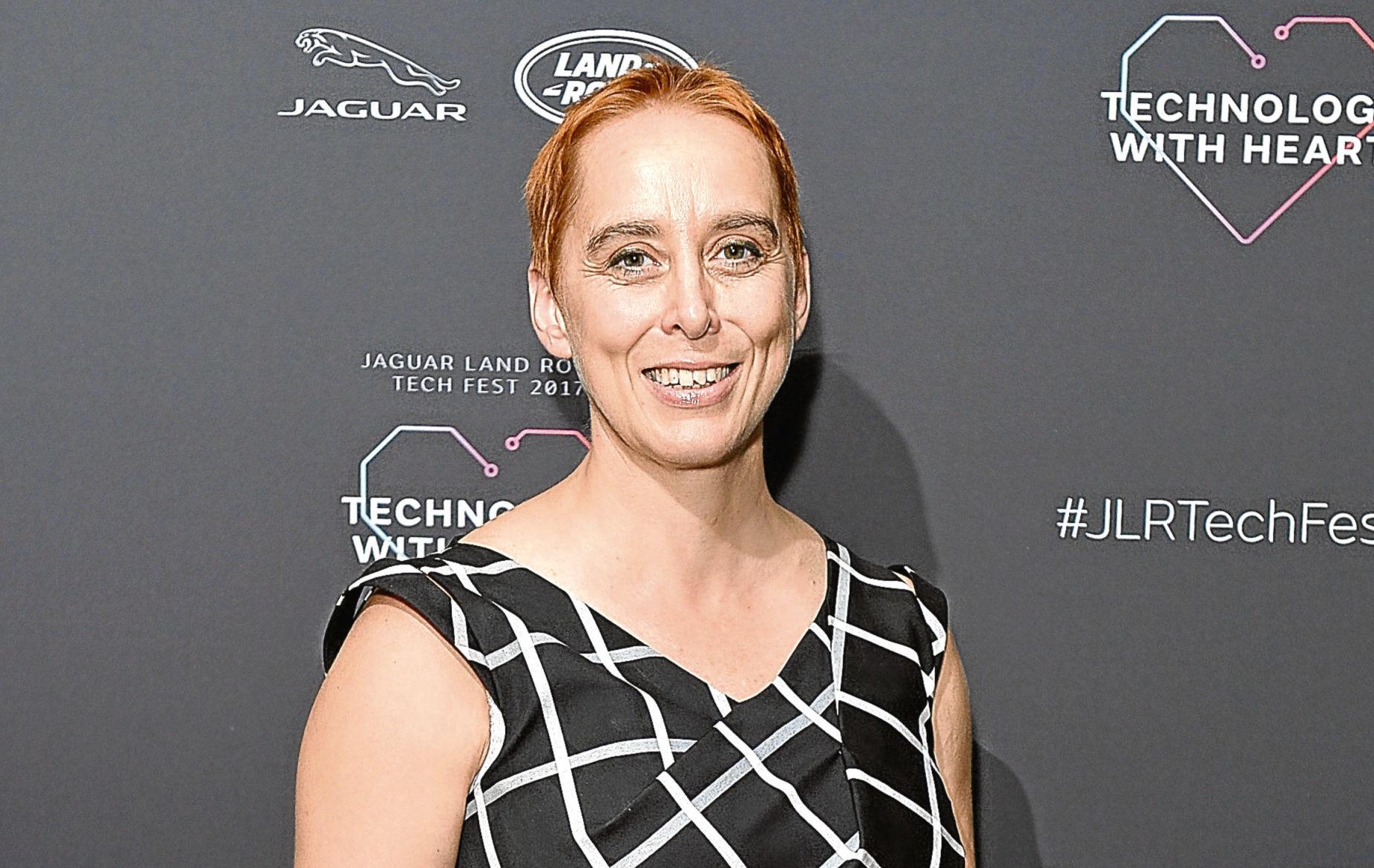 Timandra Harkness (Jeff Spicer/Getty Images for Jaguar Land Rover)
