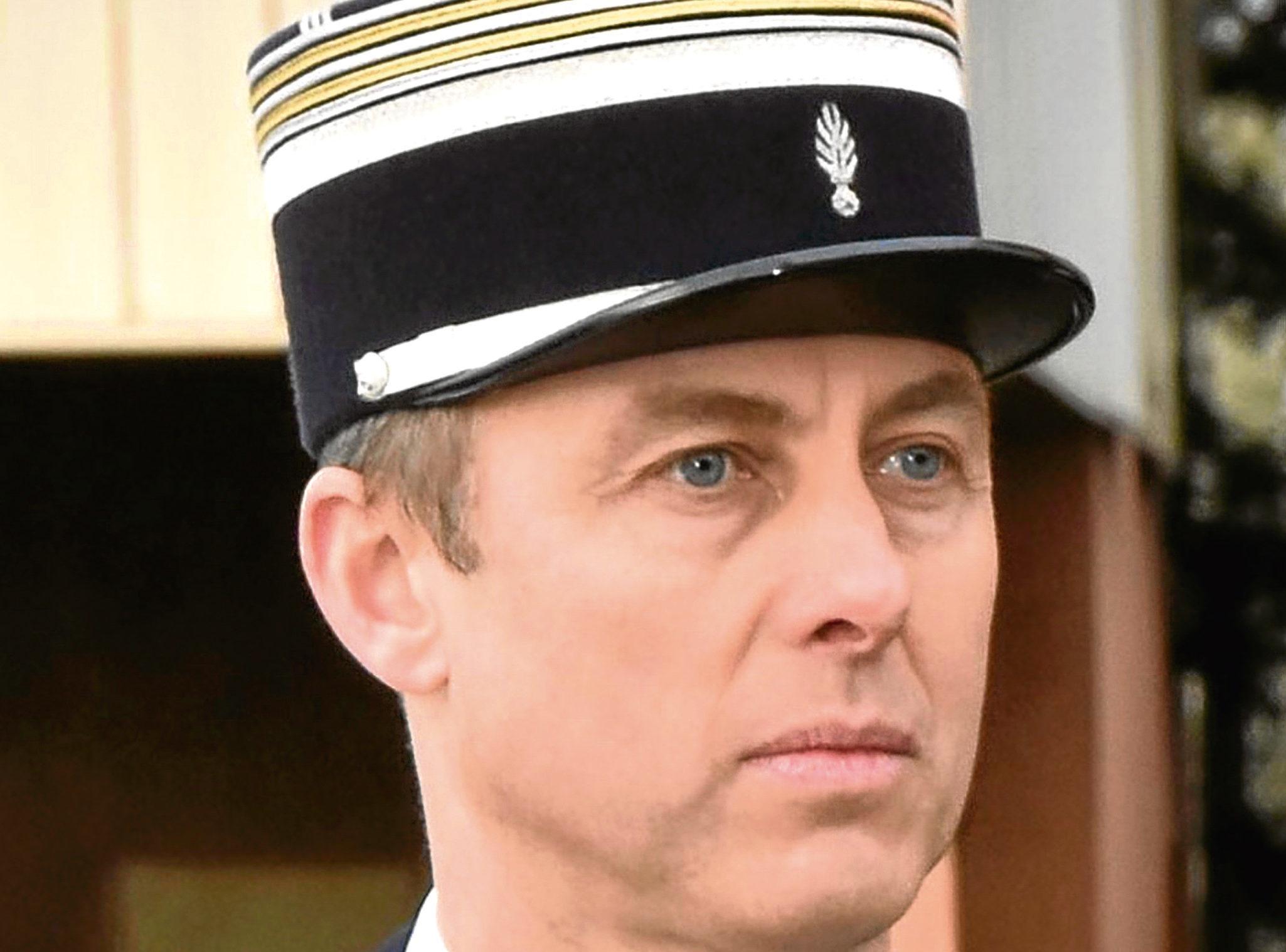 Lieutenant Colonel Arnaud Beltrame (Gendarmerie Nationale via AP)