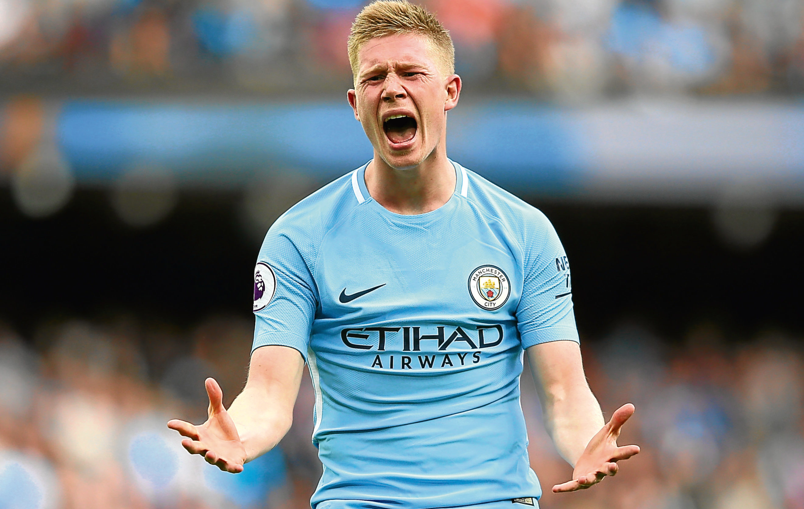 Kevin De Bruyne (Alex Livesey / Getty Images)