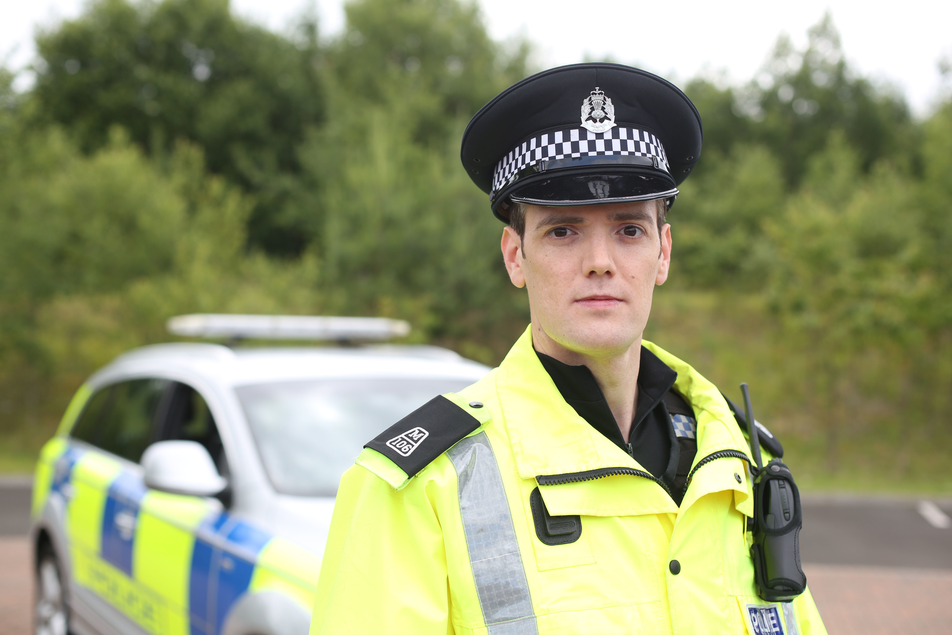 Chris Forbes in Scot Squad