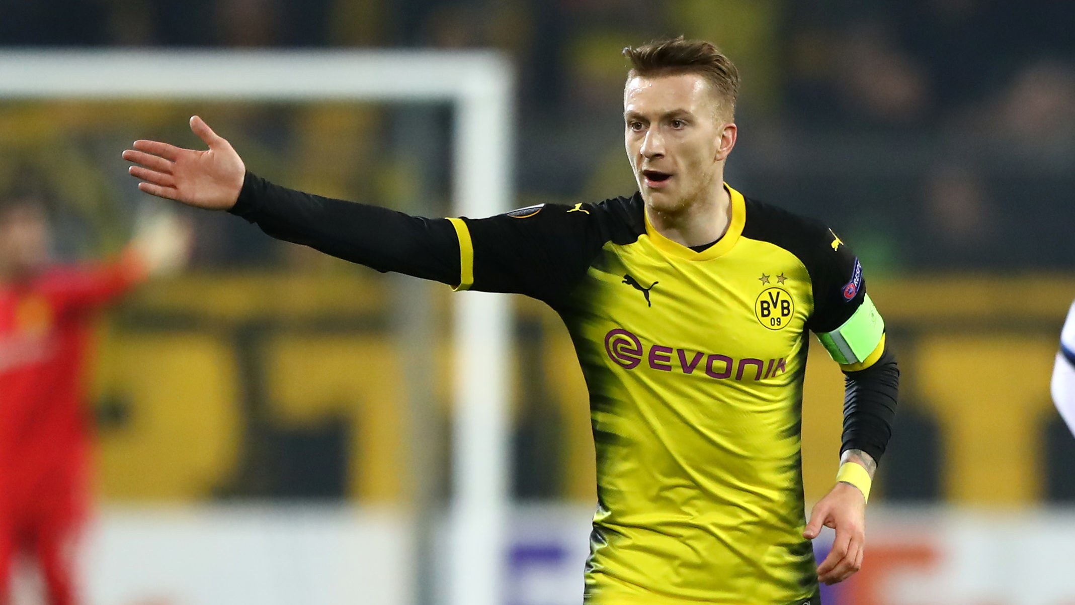 Marco Reus of Borussia Dortmund (Martin Rose/Bongarts/Getty Images)