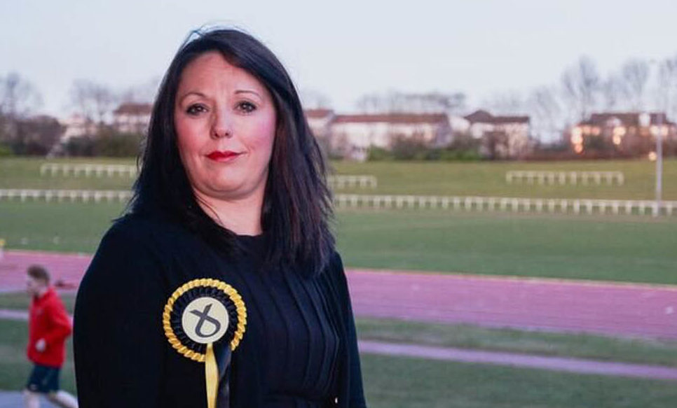 Caroline Stephen's debt was paid off so she could vote in the budget
