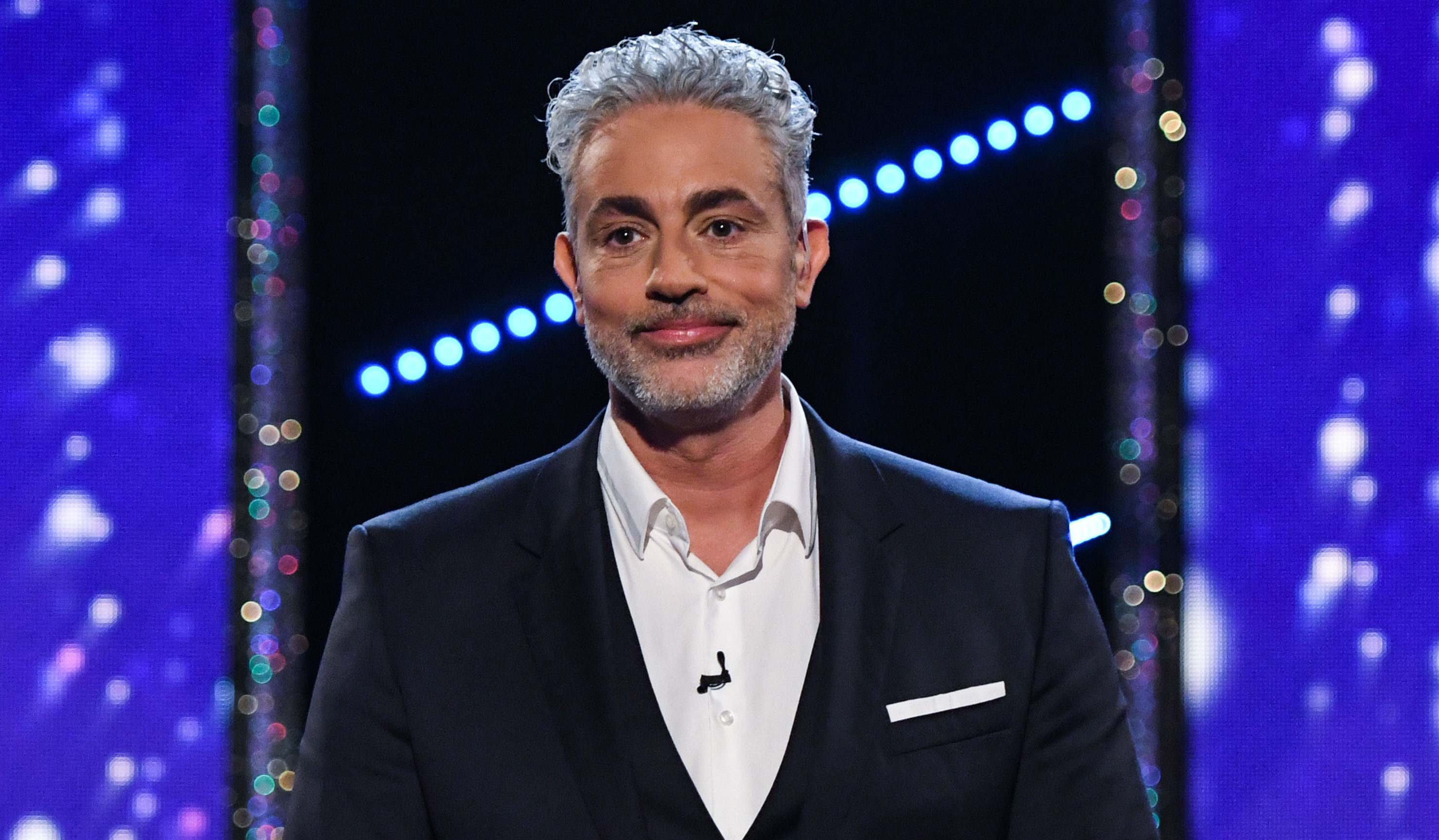 Baz Ashmawy fronts new show Change Your Tune (Twofour / ITV)