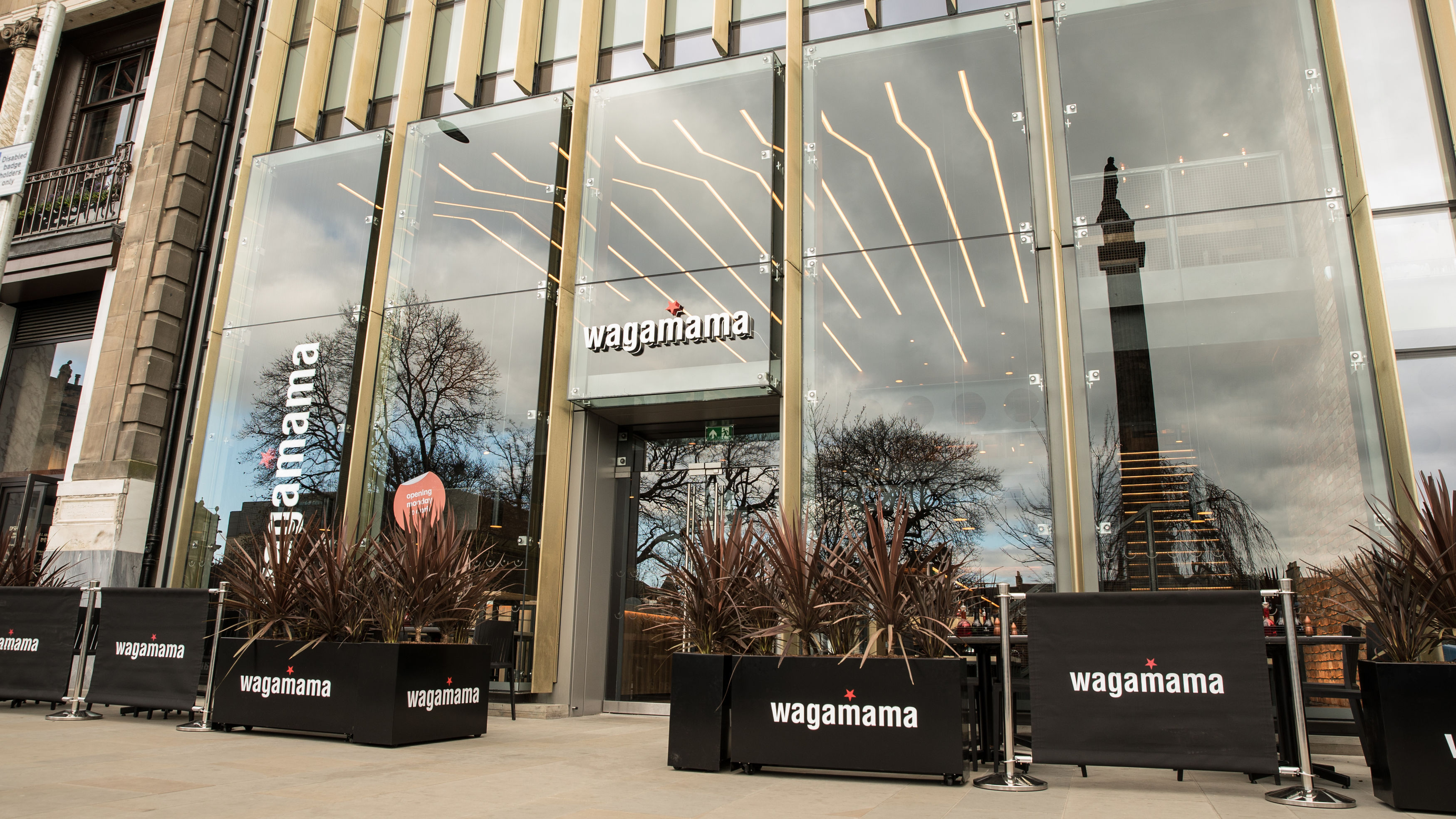 "Wagamama has been ""named and shamed"" by the Government for failing to pay workers the national minimum wage. (Wagamama/PA Wire)"