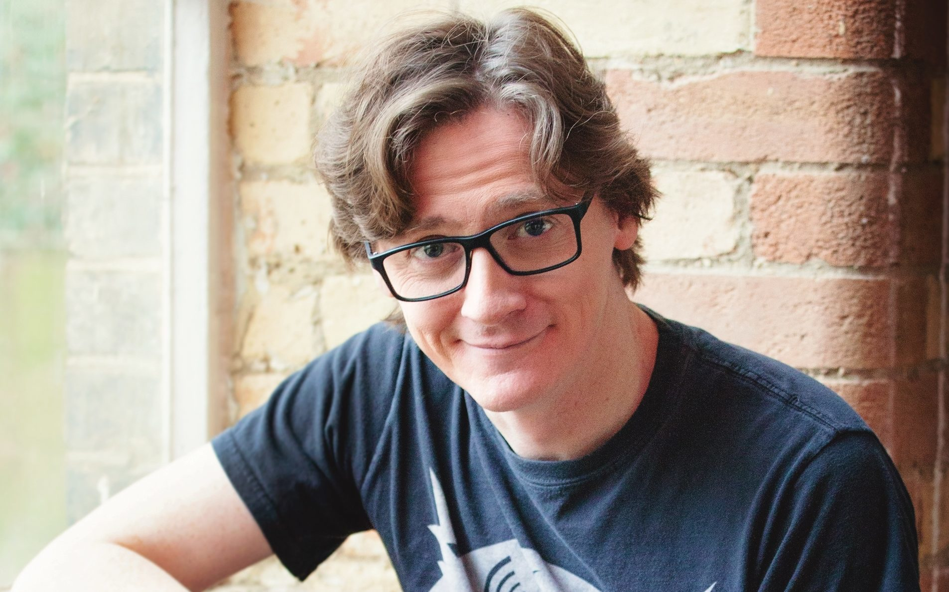 Comedian Ed Byrne answers our 10 questions (Roslyn Gaunt)