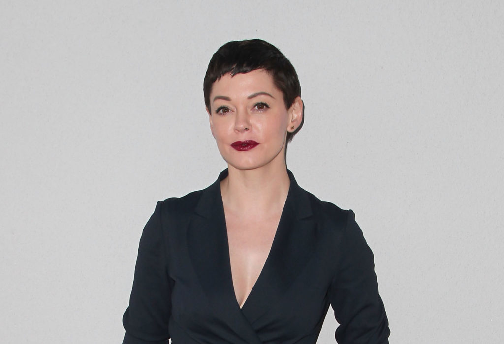 Actress Rose McGowan (David Buchan/Getty Images)