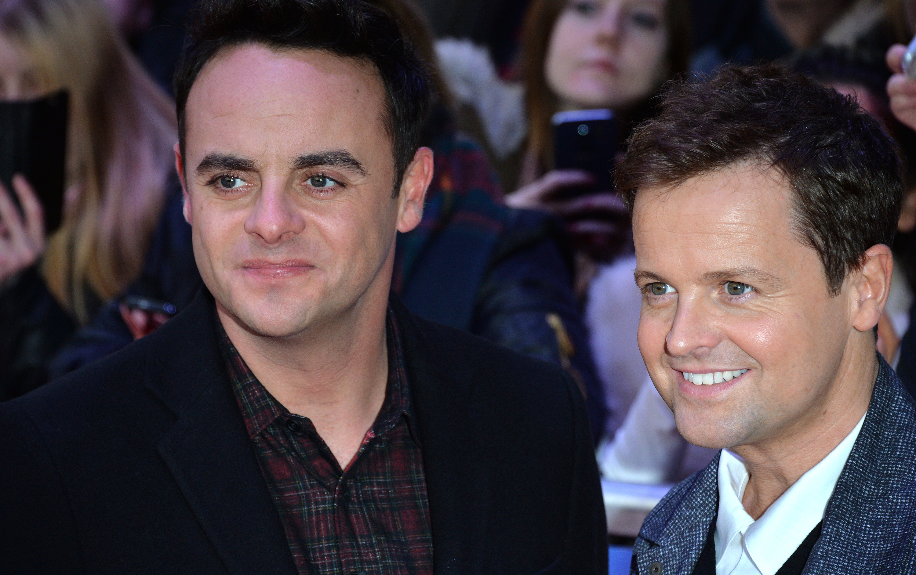 Ant McPartlin and Declan Donnelly (Anthony Harvey/Getty Images)