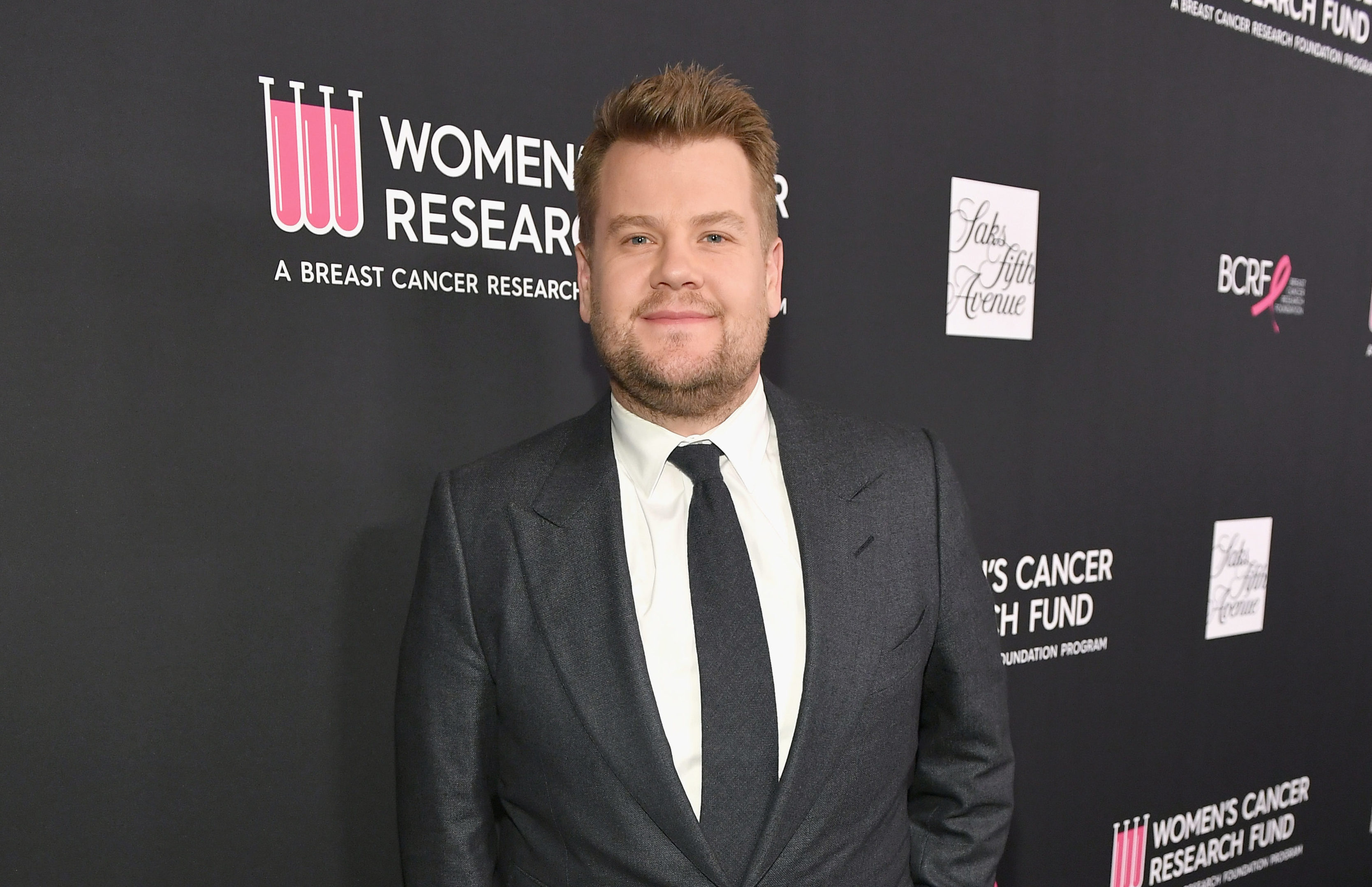 James Corden (Neilson Barnard/Getty Images for WCRF)