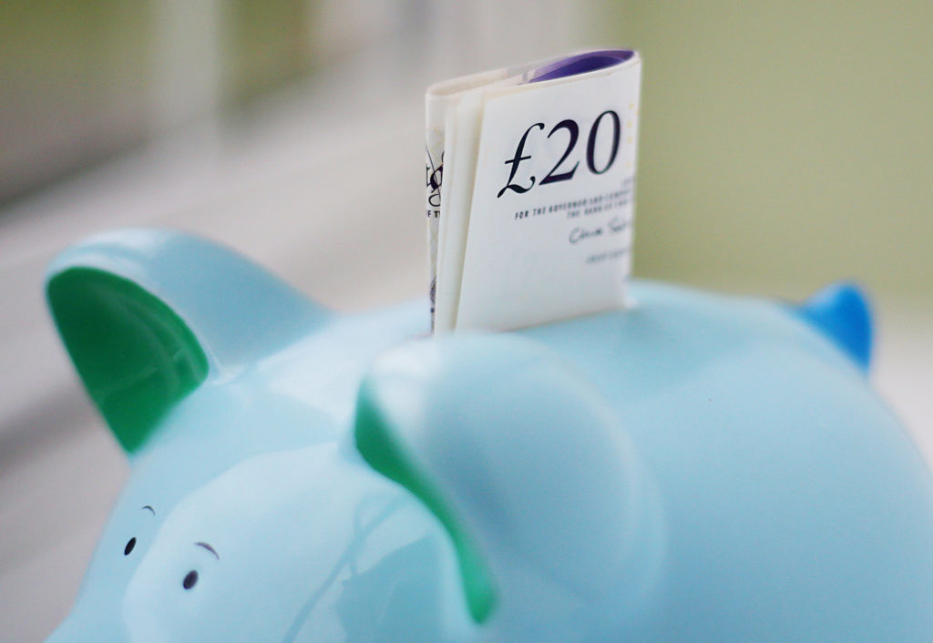 The survey found that some 54% of people have altered their purchasing routines, while 60% have also changed their eating or going out habits since the start of 2018. (Gareth Fuller/PA Wire)