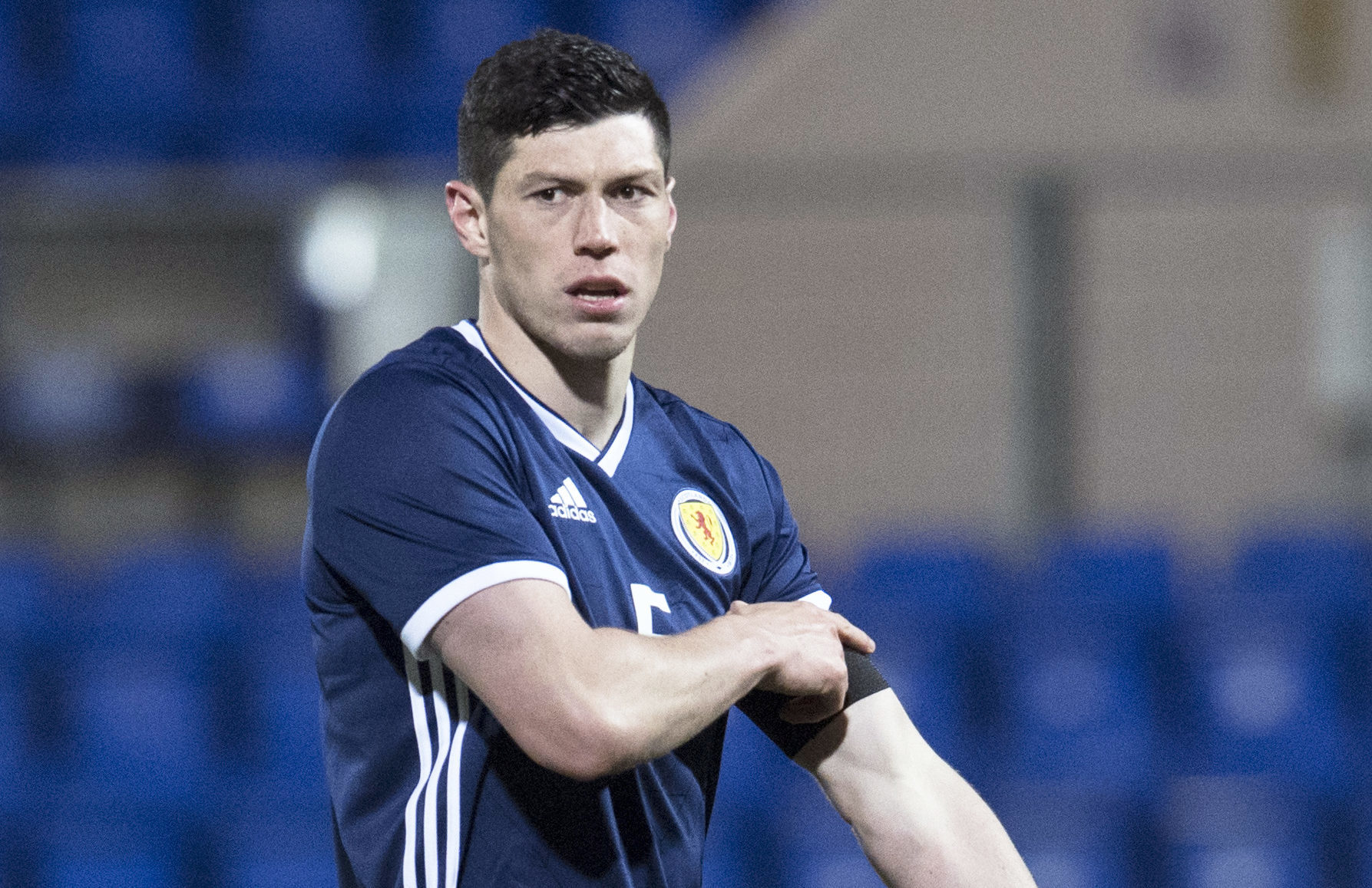 Scott McKenna has featured for Scotland at youth level (SNS Group)