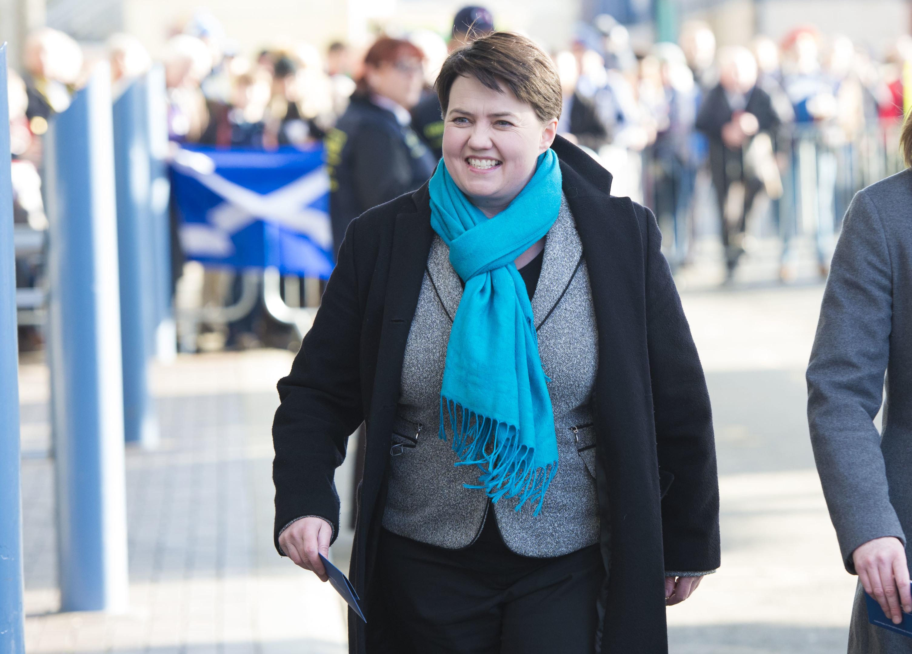 Scottish Conservatives leader Ruth Davidson (SNS)