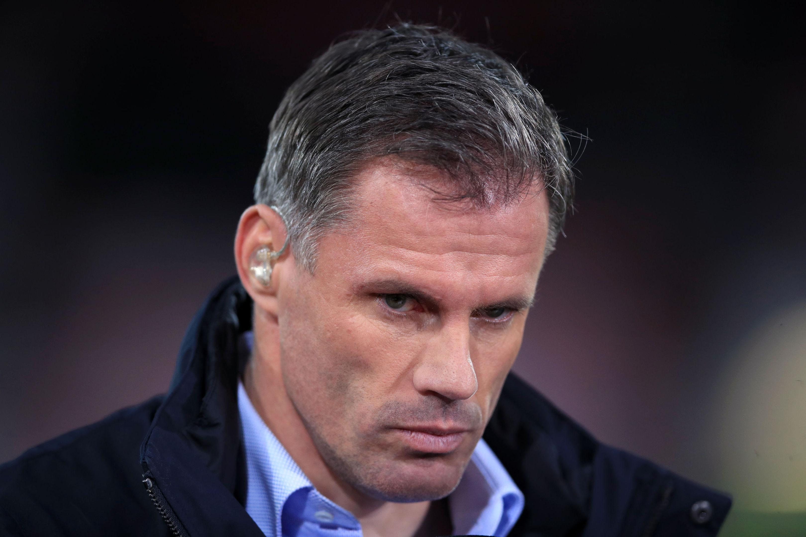 Jamie Carragher (John Walton/PA Wire)