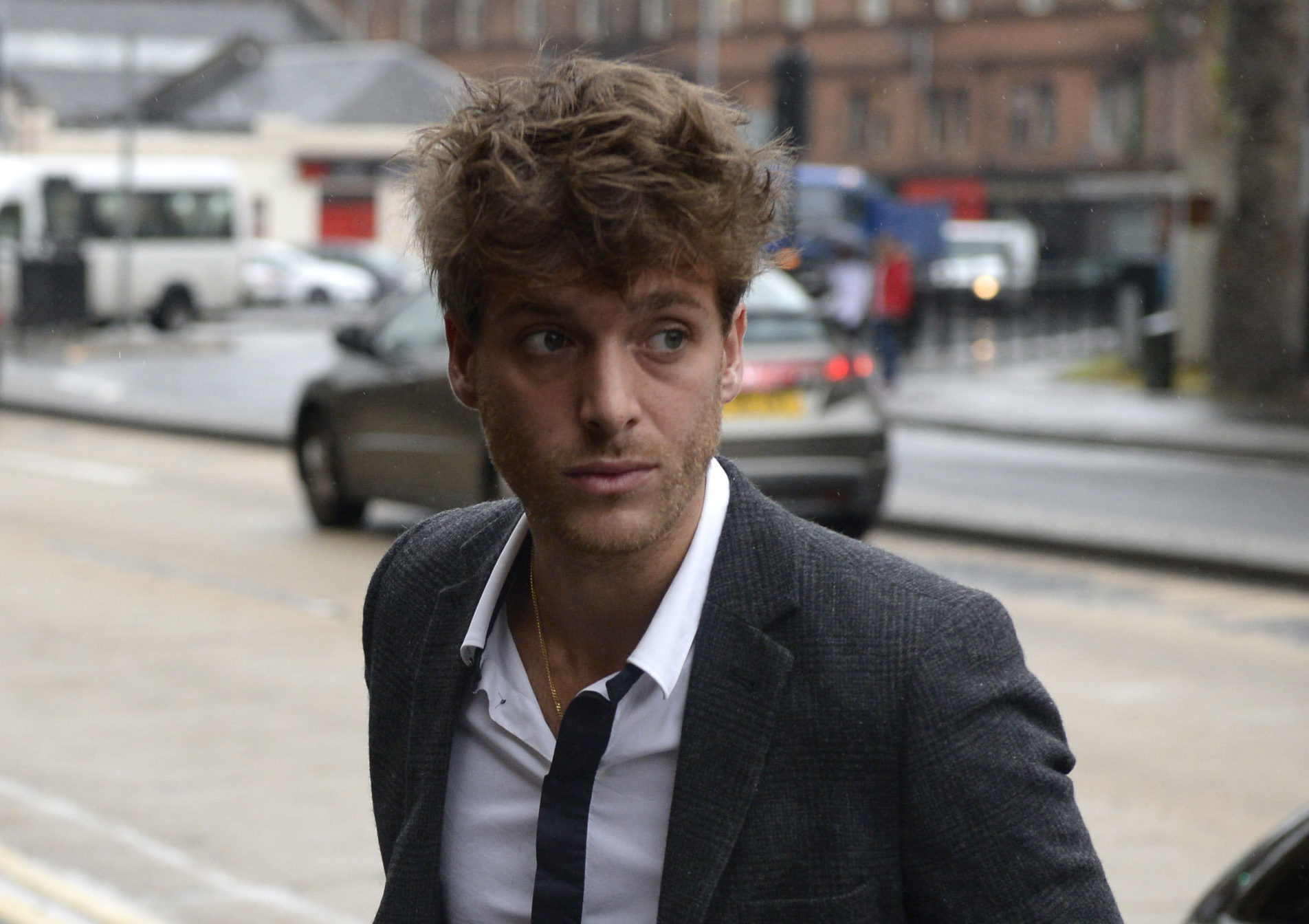 Scottish singer Paolo Nutini (SWNS)
