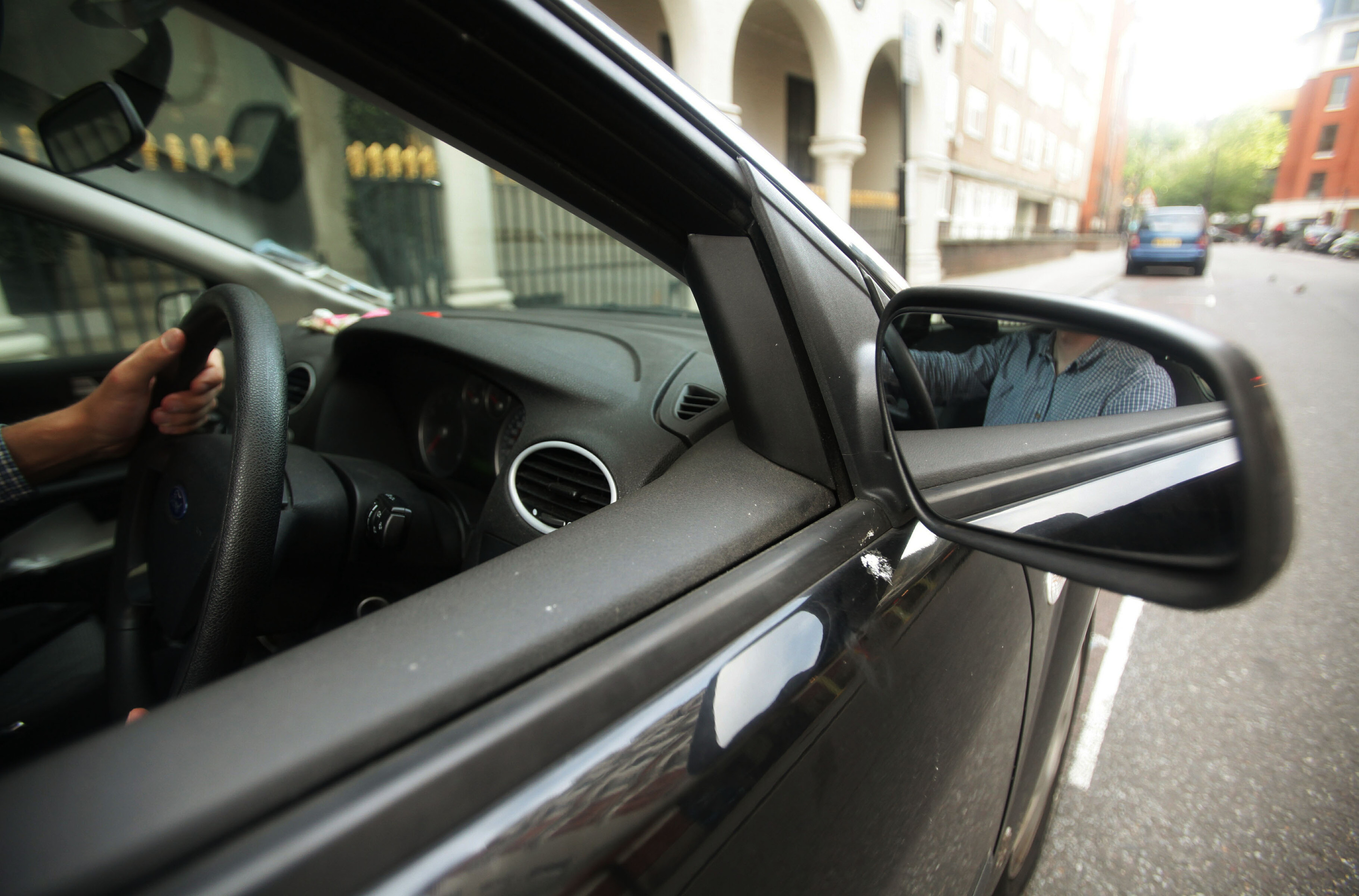The new figures show that 265 Britons over the age of 100 hold a licence, with four people aged 104 the oldest licensed drivers. (Yui Mok/PA Wire)