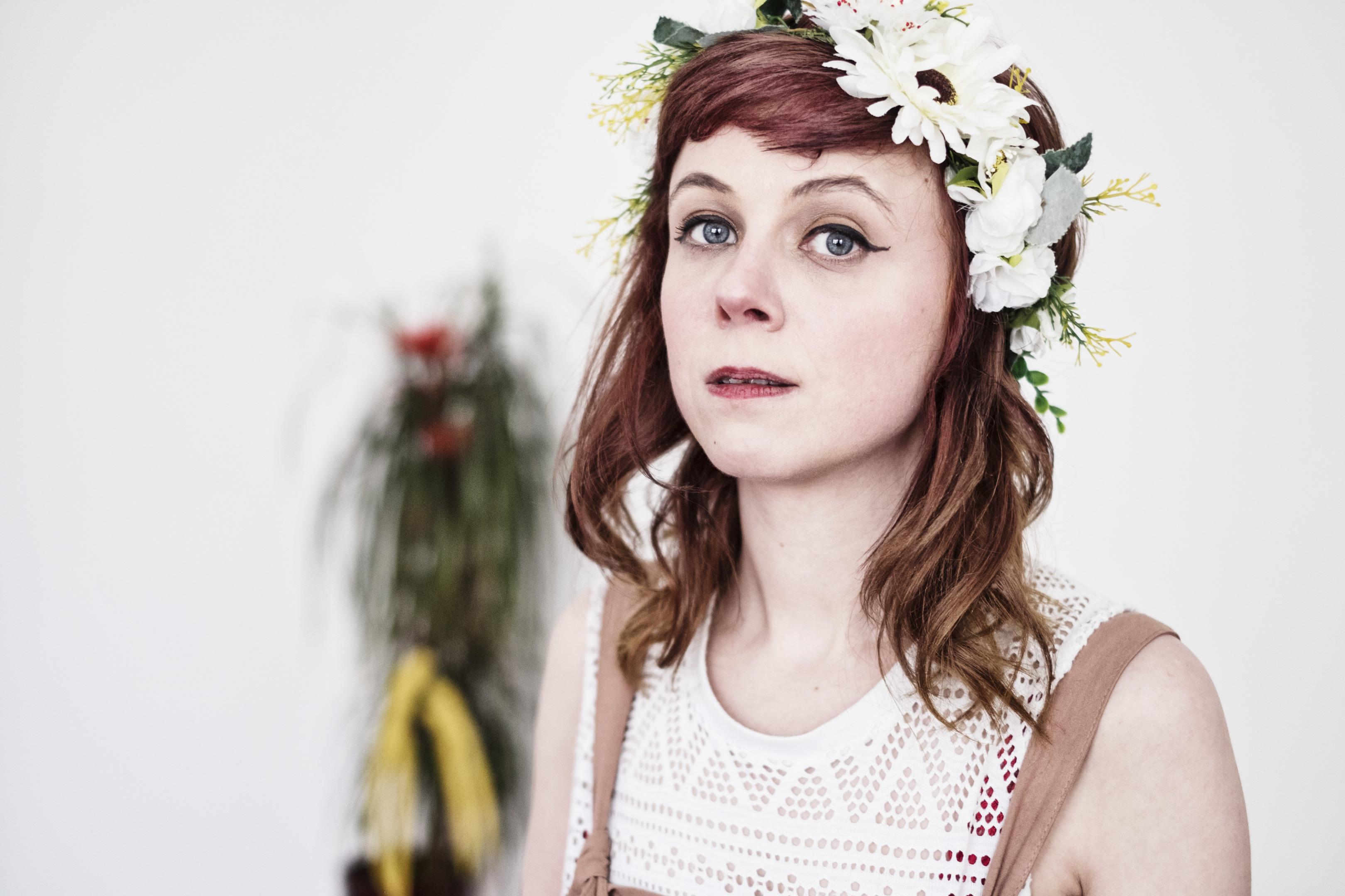 Scottish singer-songwriter Carla J.Easton
