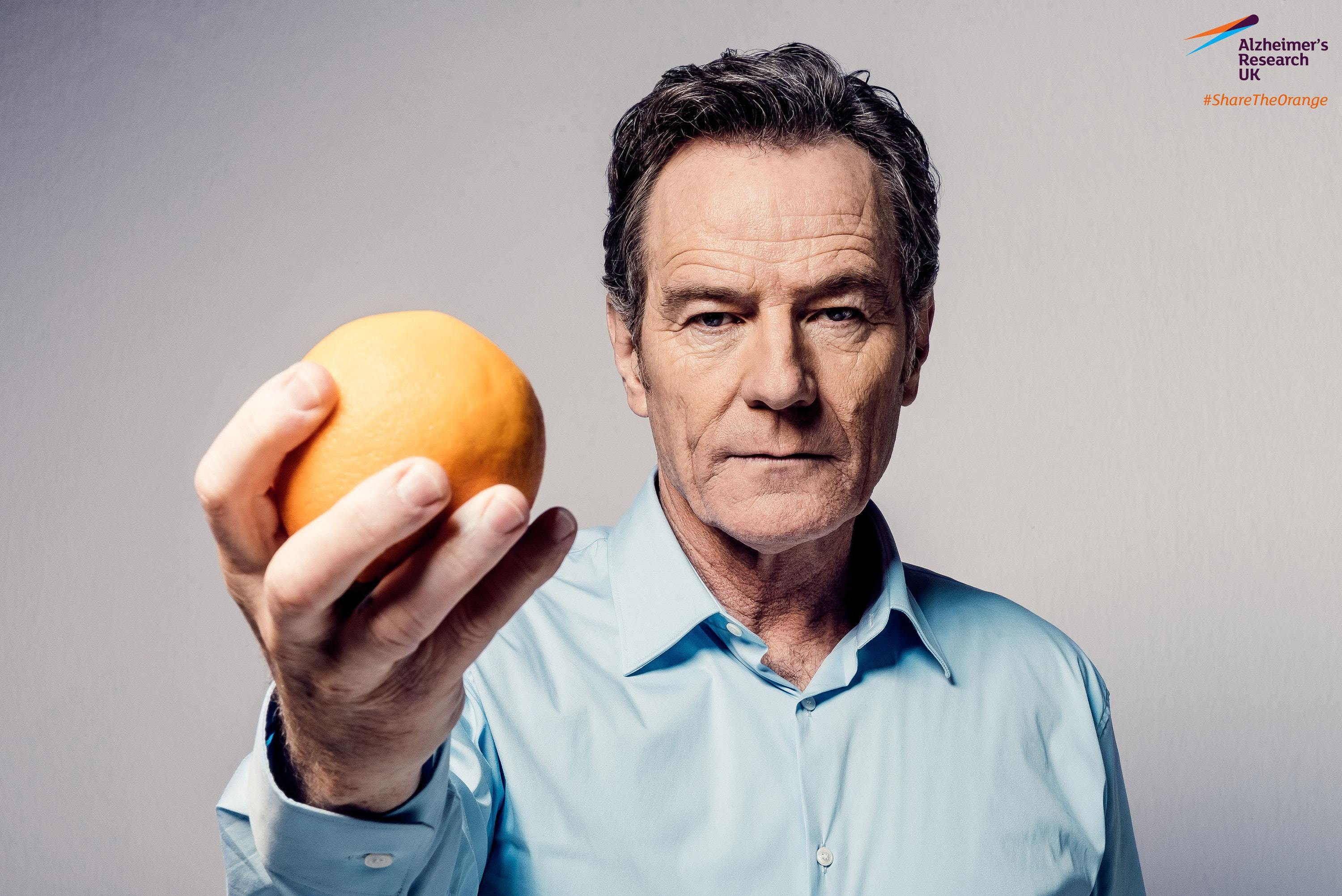 Bryan Cranston stars in poignant video to battle dementia misconceptions (Alzheimer's Research UK)
