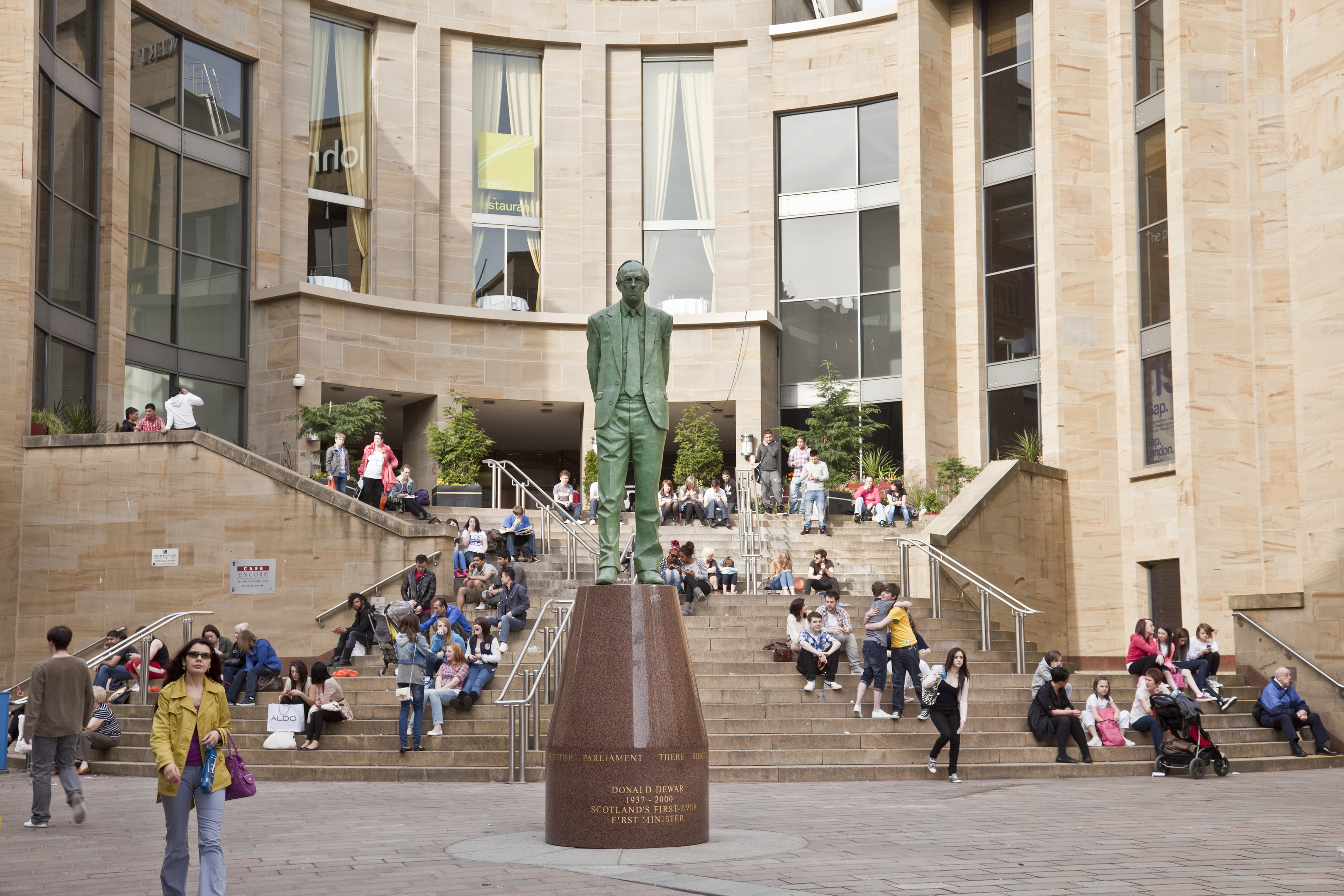 The Glasgow Royal Concert Hall (Getty Images/iStock)