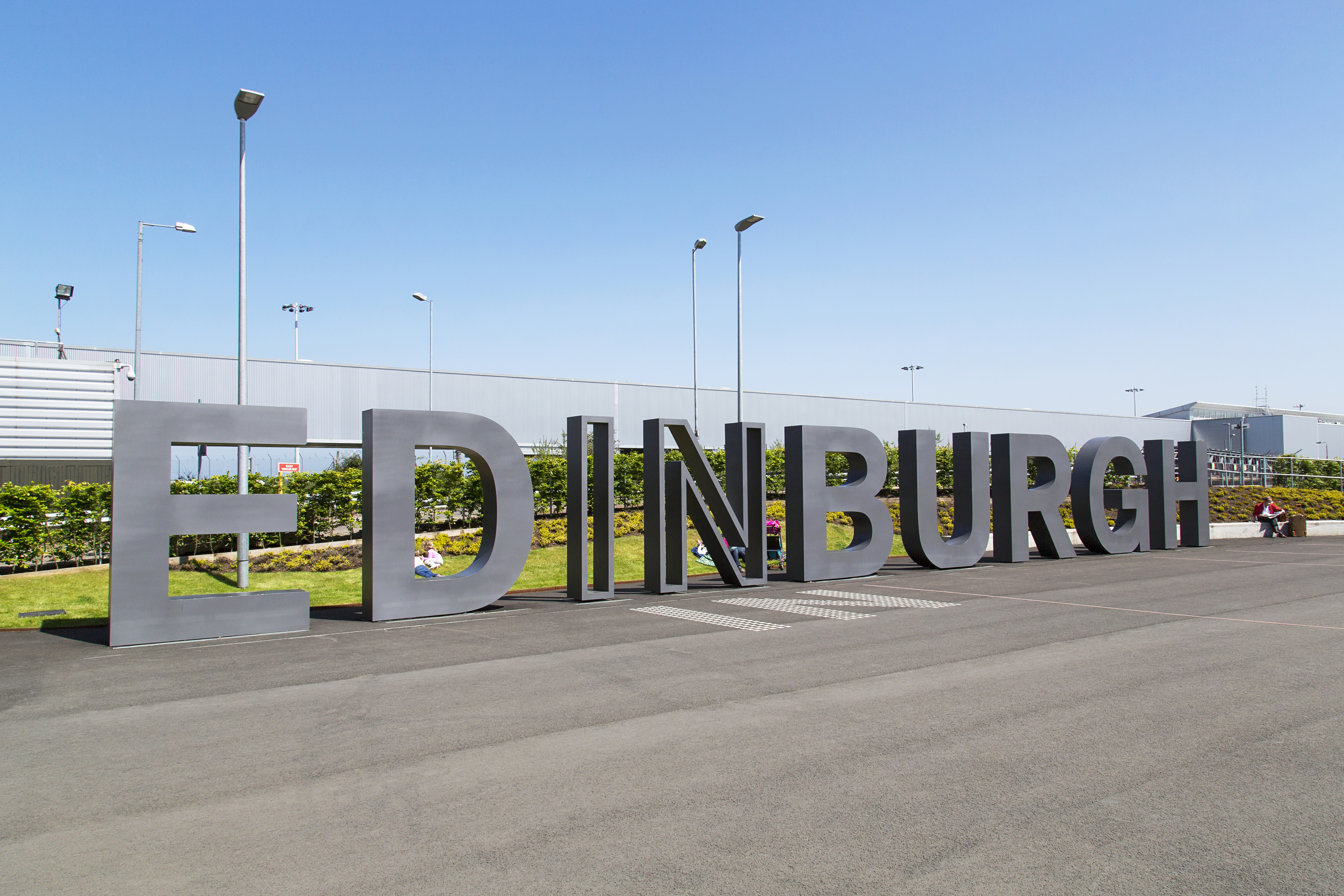 Edinburgh Airport (iStock/Getty Images)