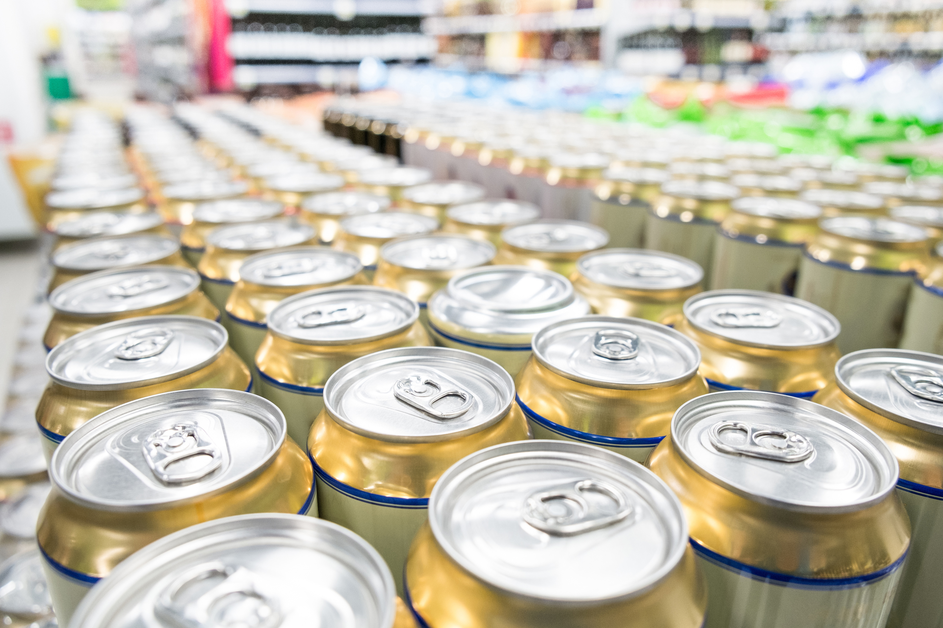 The country's poorest people are disproportionately affected by the availability of alcohol in their neighbourhood (iStock/Getty Images)