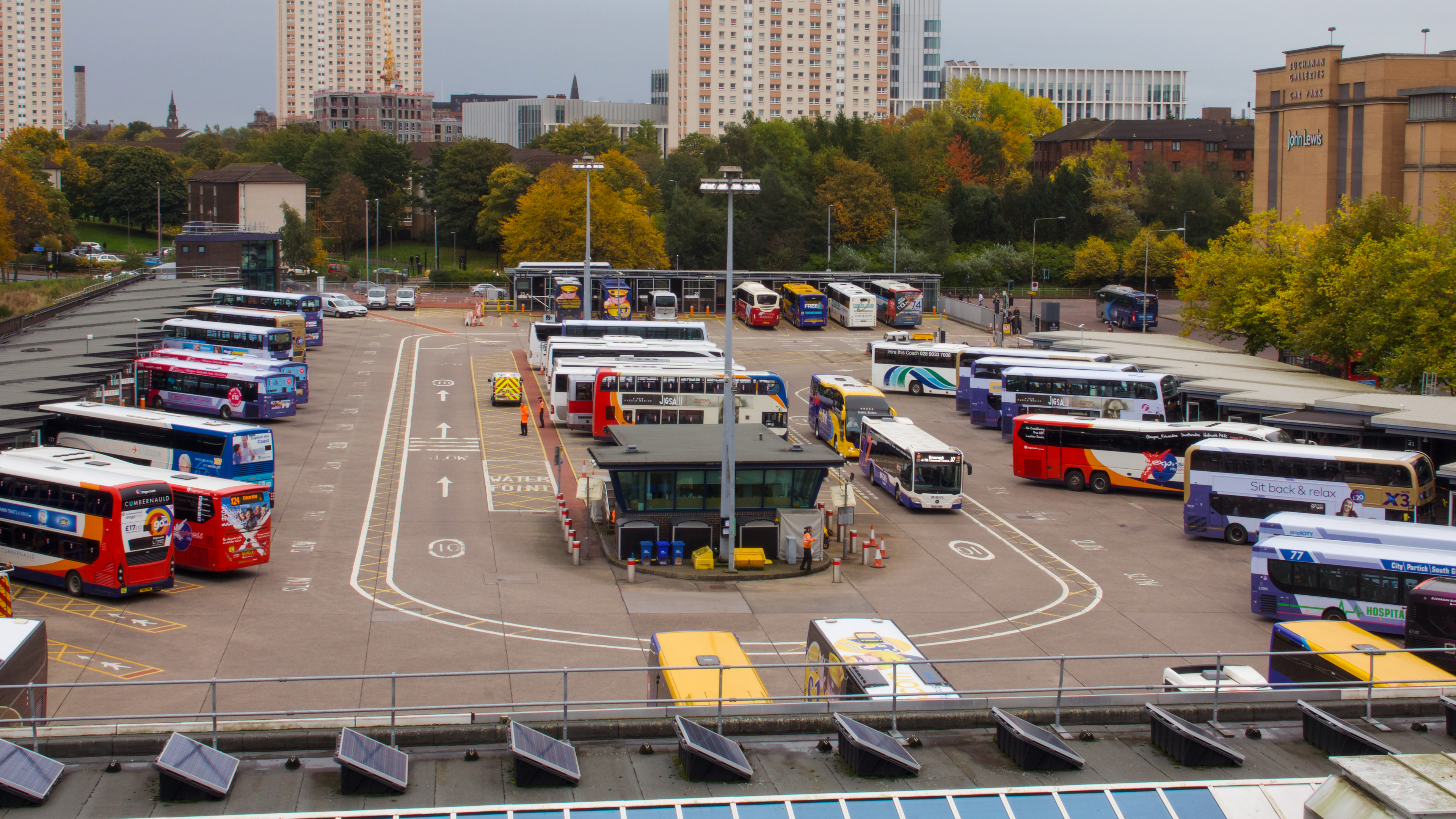 More than half of the 4,600 surveyed believe buses are often late (Getty Images/iStock)