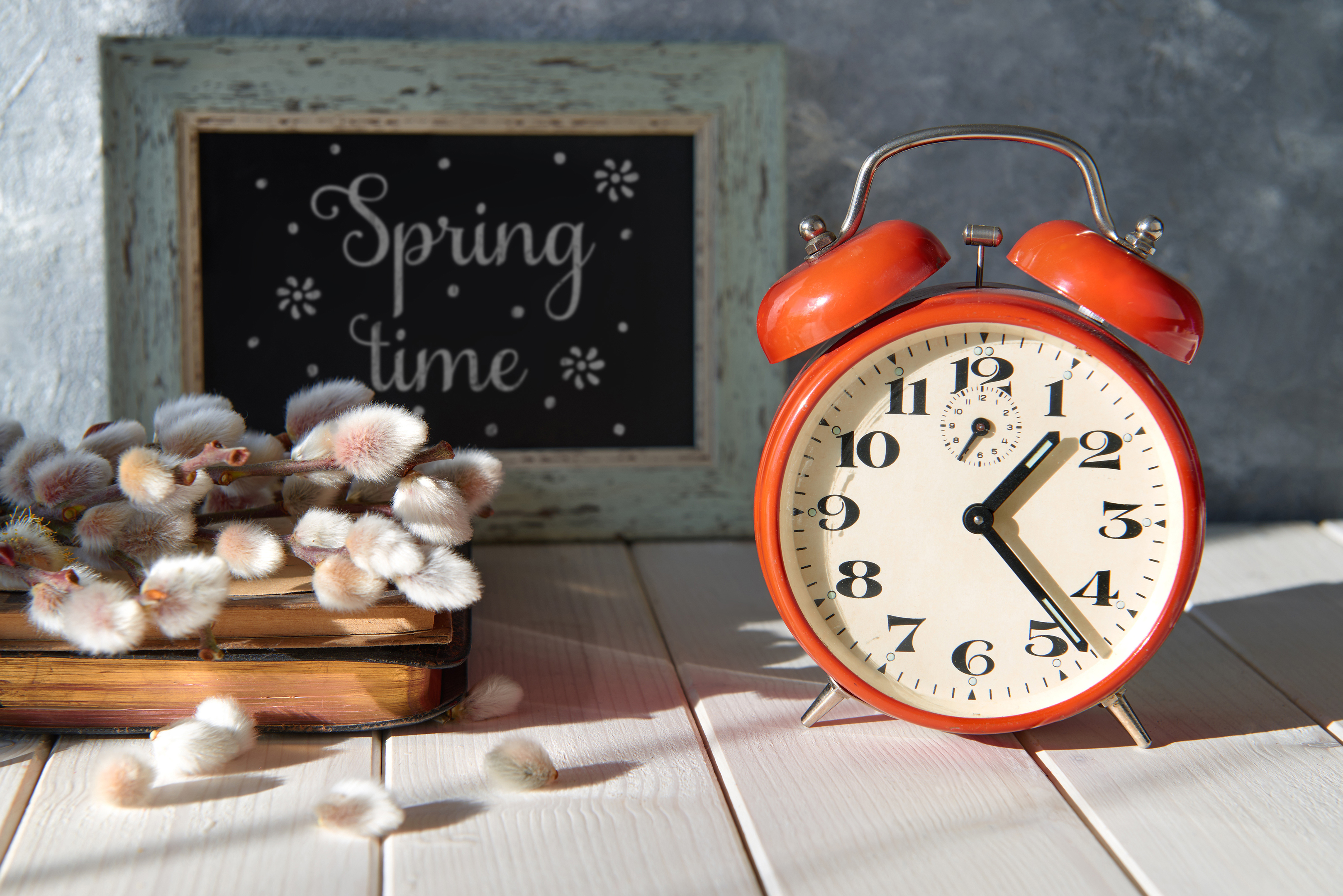 The clocks go forward on Sunday, March 25th, at 1am (Getty Images/iStock)