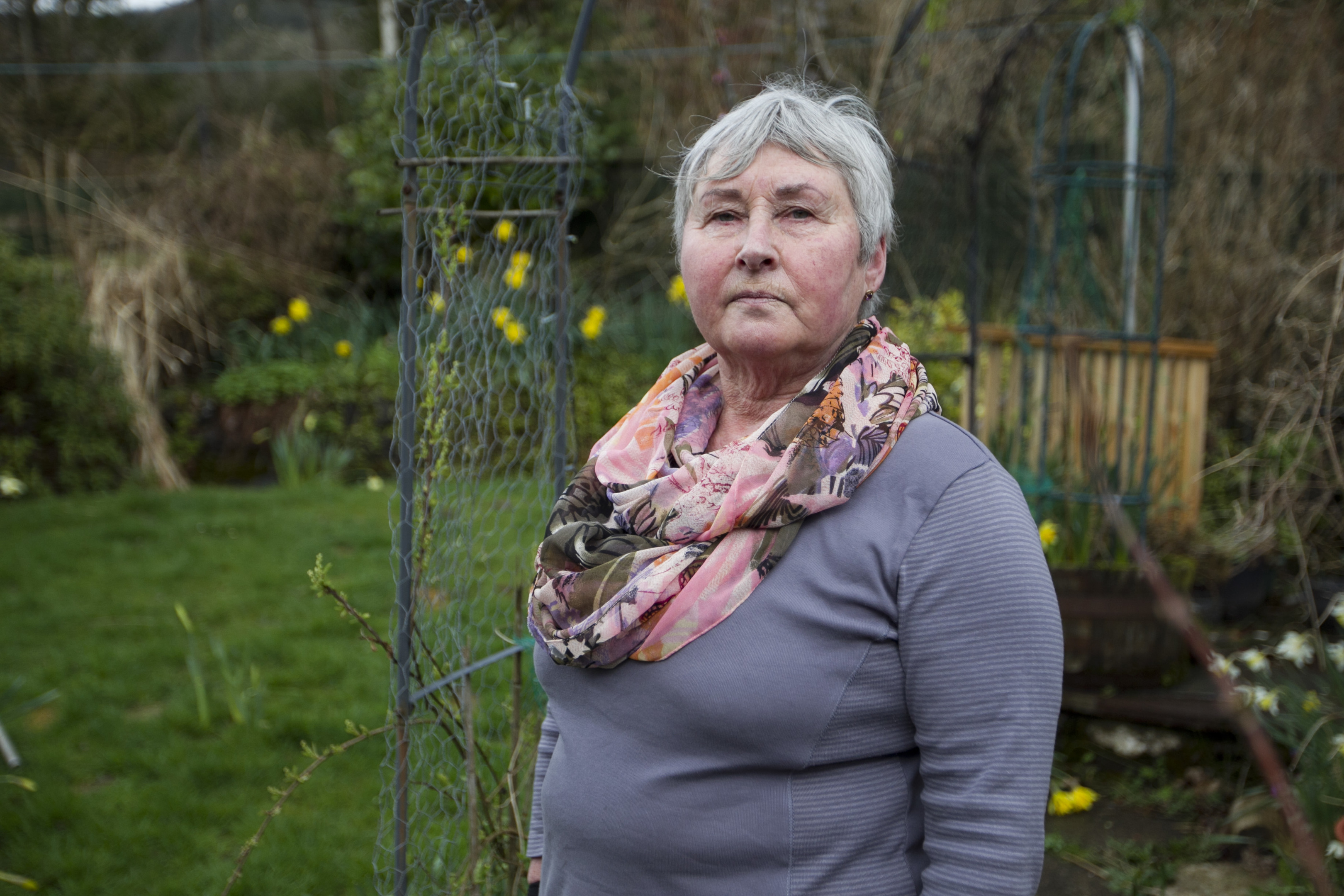 Irene Cameron was the victim of a scam on Facebook (Andrew Cawley / DC Thomson)