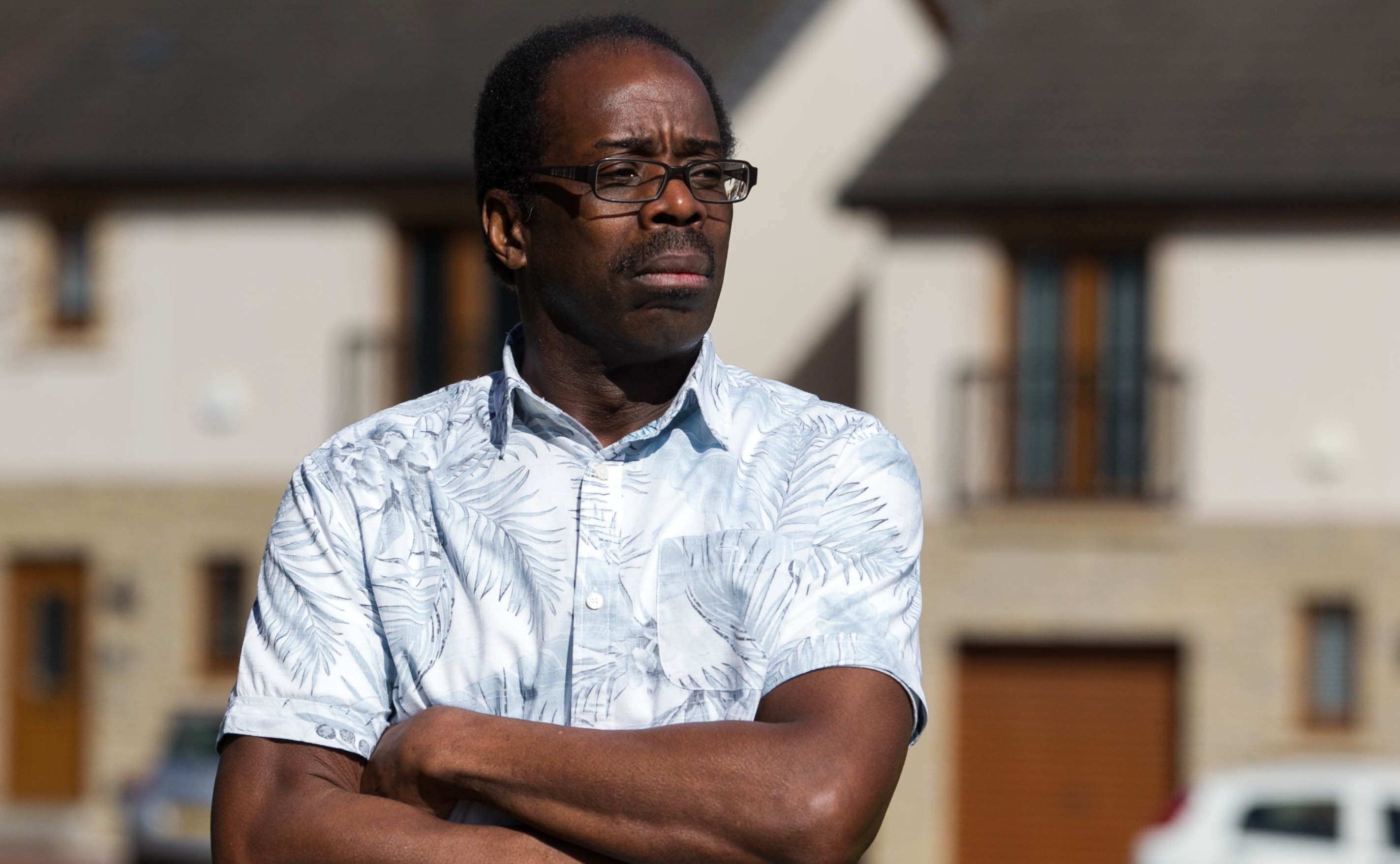 Paul Cudjoe was part of the Windrush generation who settled in the UK (Chris Austin / DC Thomson)