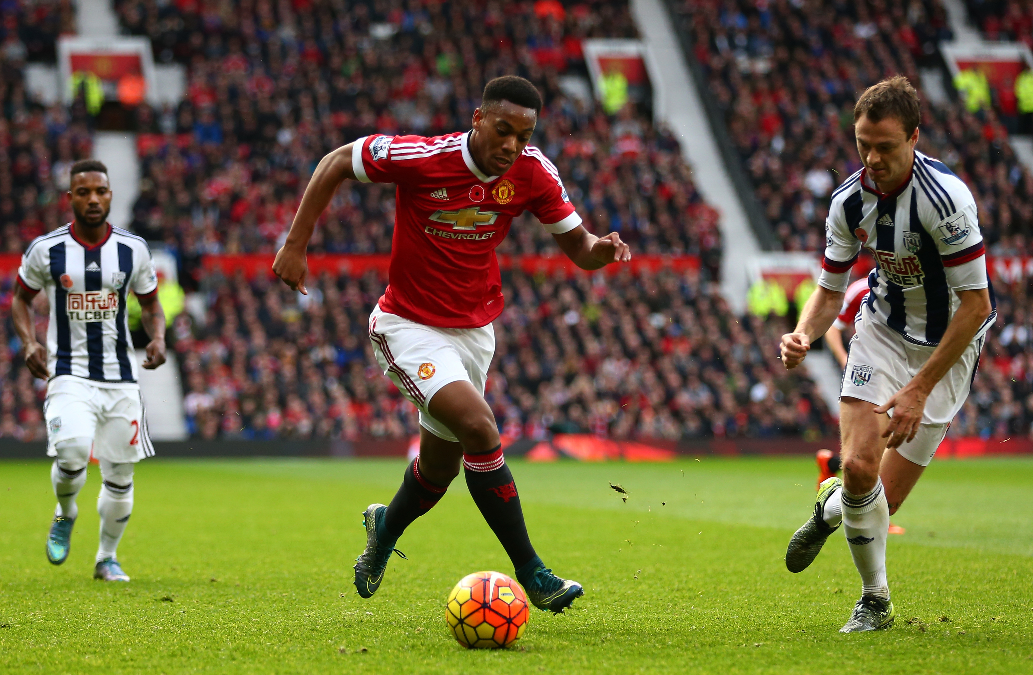 Anthony Martial (Clive Brunskill/Getty Images)