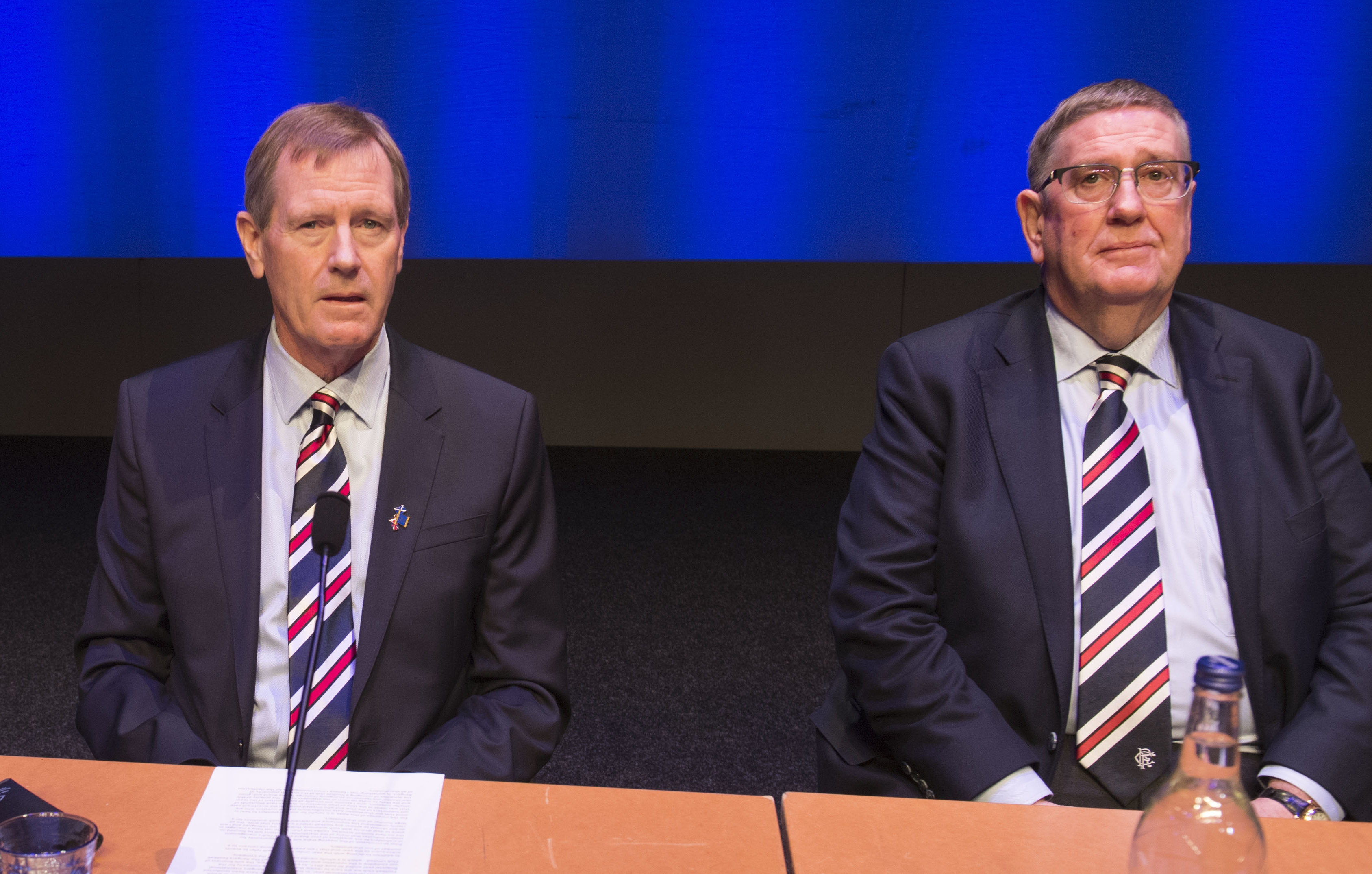 Dave King and Douglas Park (SNS Group / Bill Murray)
