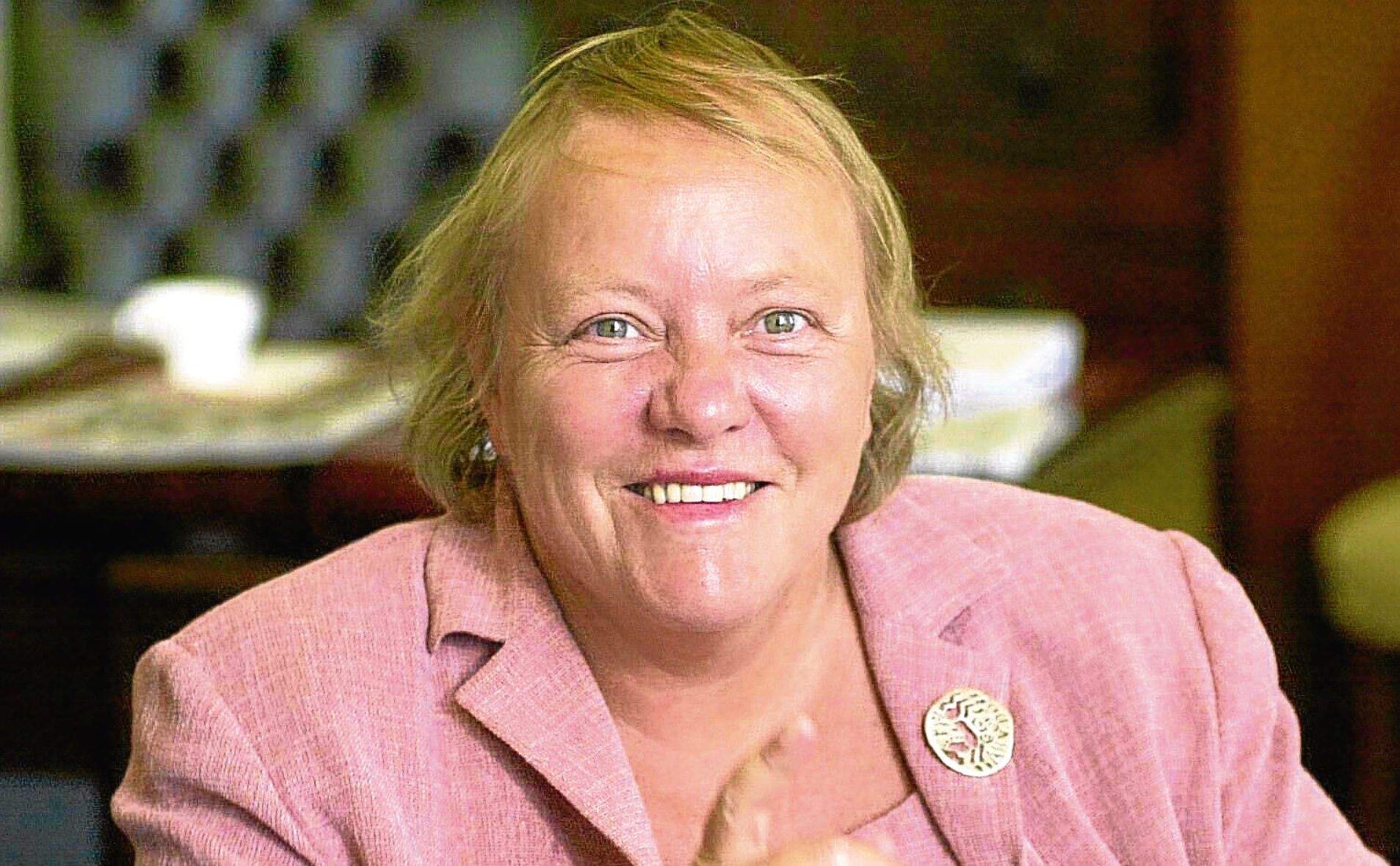 Mo Mowlam (Toby Melville / PA)