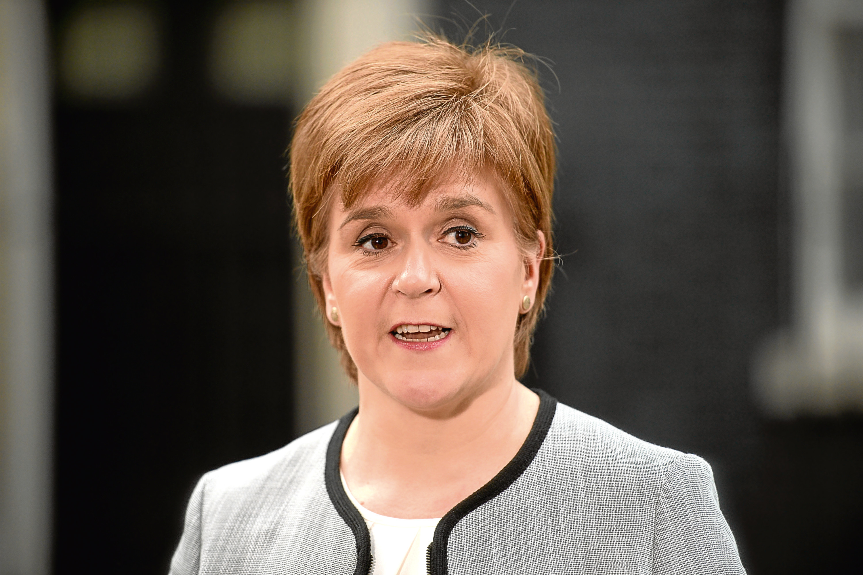 First Minister Nicola Sturgeon (Kirsty O'Connor/PA Wire)