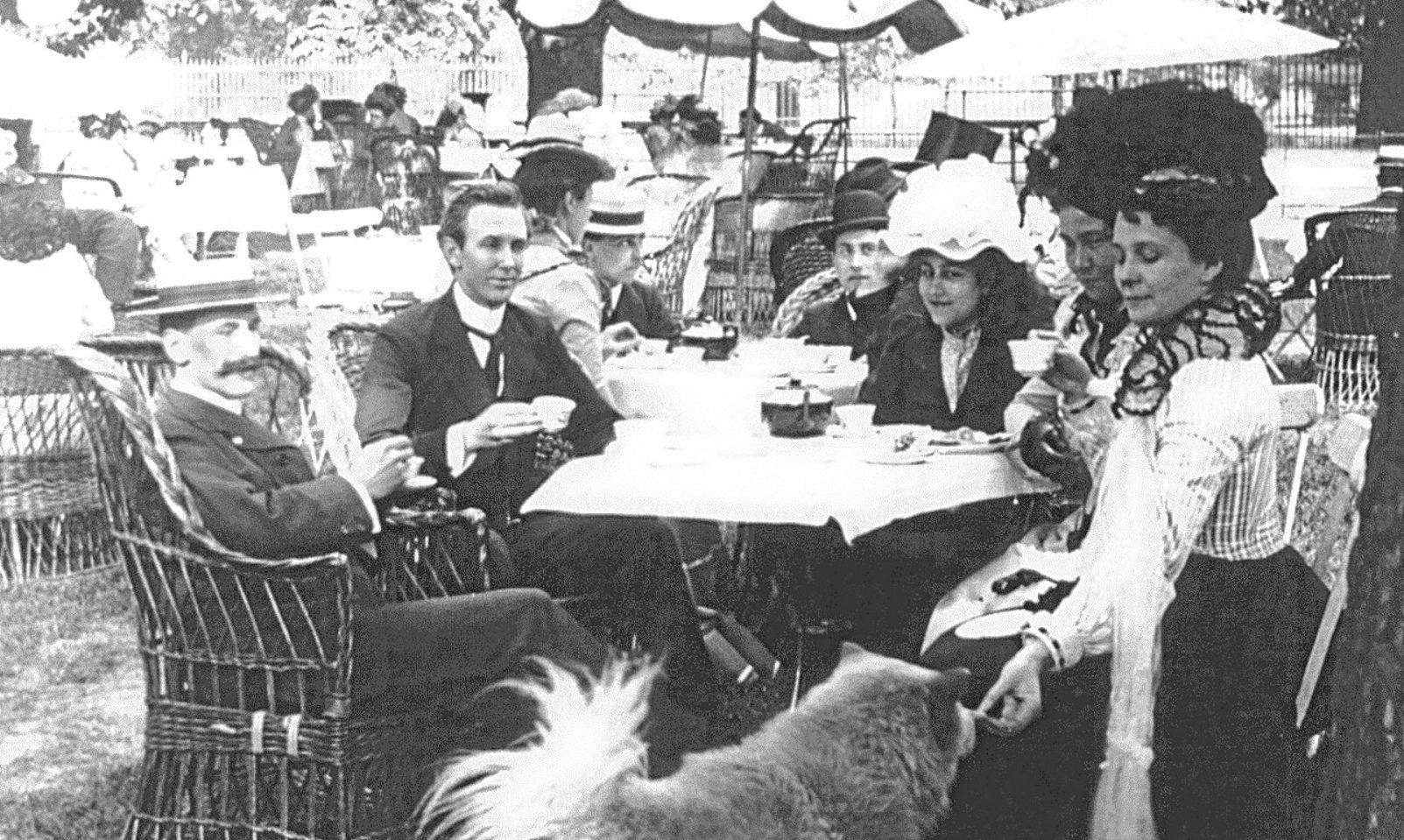 Without the Victorians, would we be enjoying picnics in the park