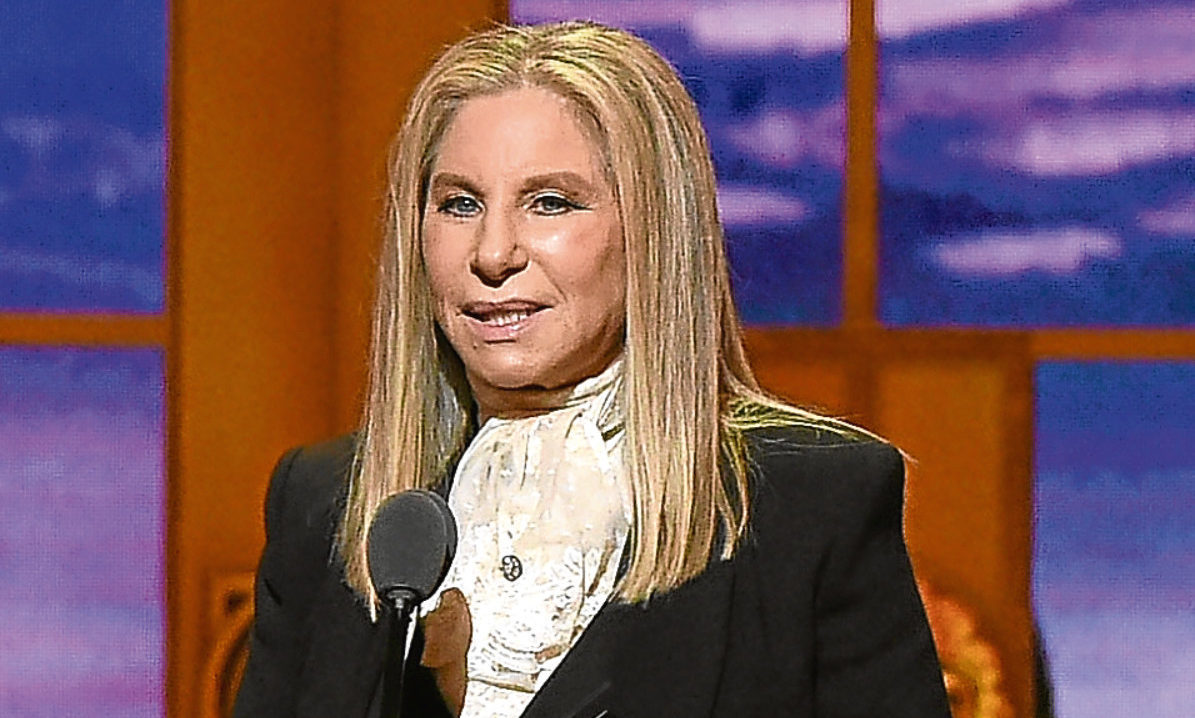Singer Barbra Streisand  (Theo Wargo/Getty Images for Tony Awards Productions)