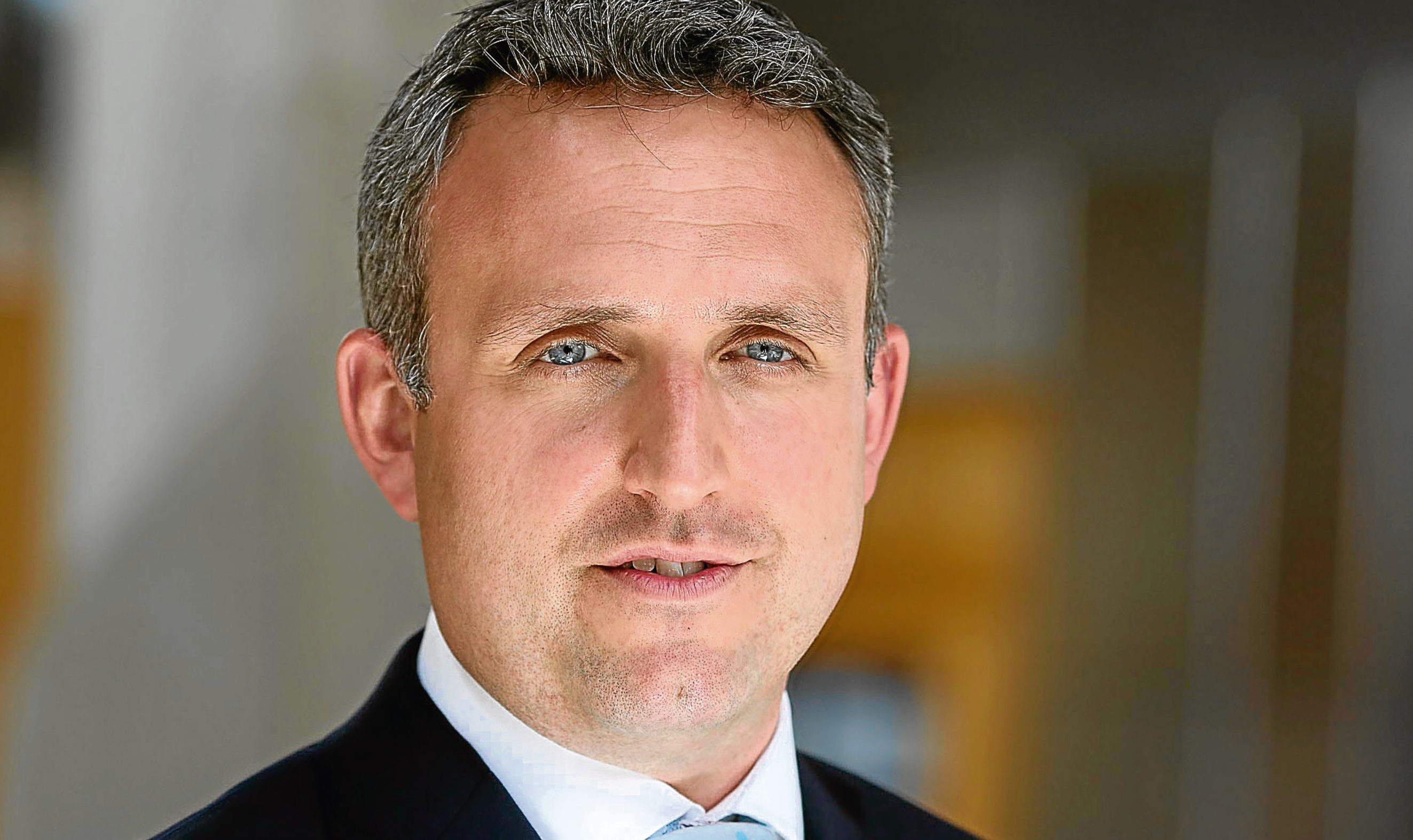 Alex Cole-Hamilton MSP of the Scottish Liberal Democrats (Allan Milligan)