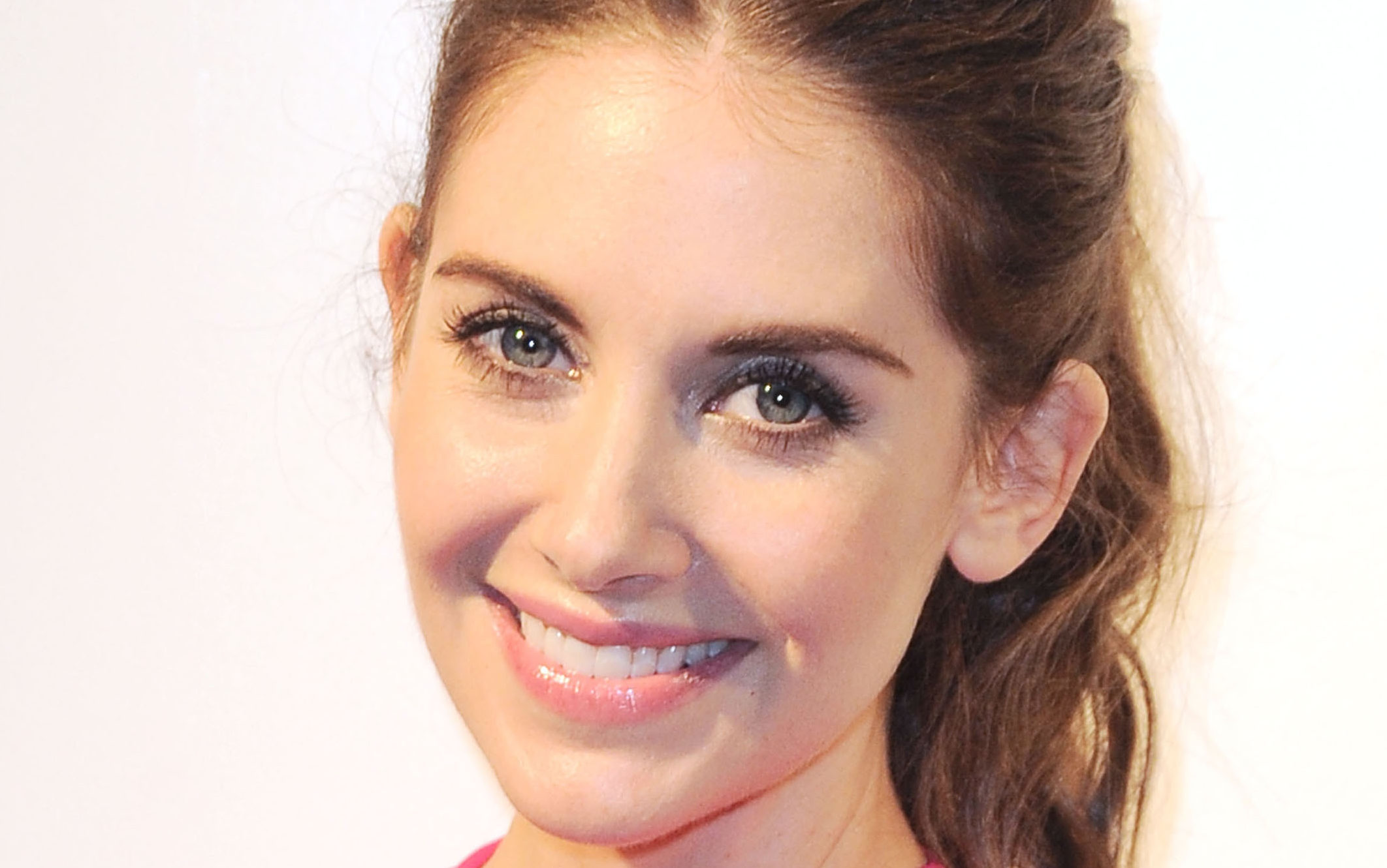 Glow star Alison Brie (DAVID CROTTY /PMC /AP /PA Photos)