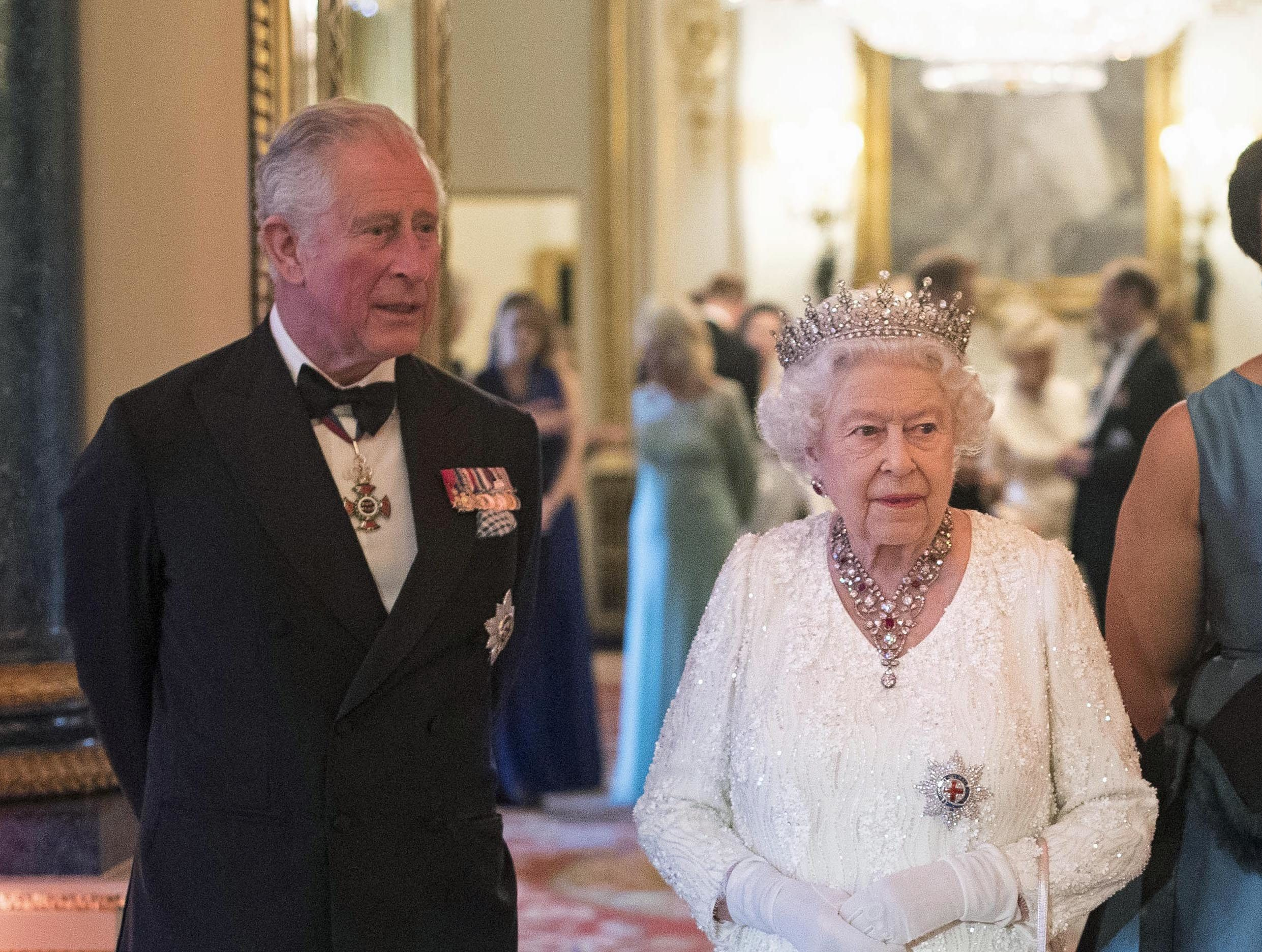 Queen Elizabeth II and Prince Charles (Victoria Jones - WPA Pool/Getty Images)