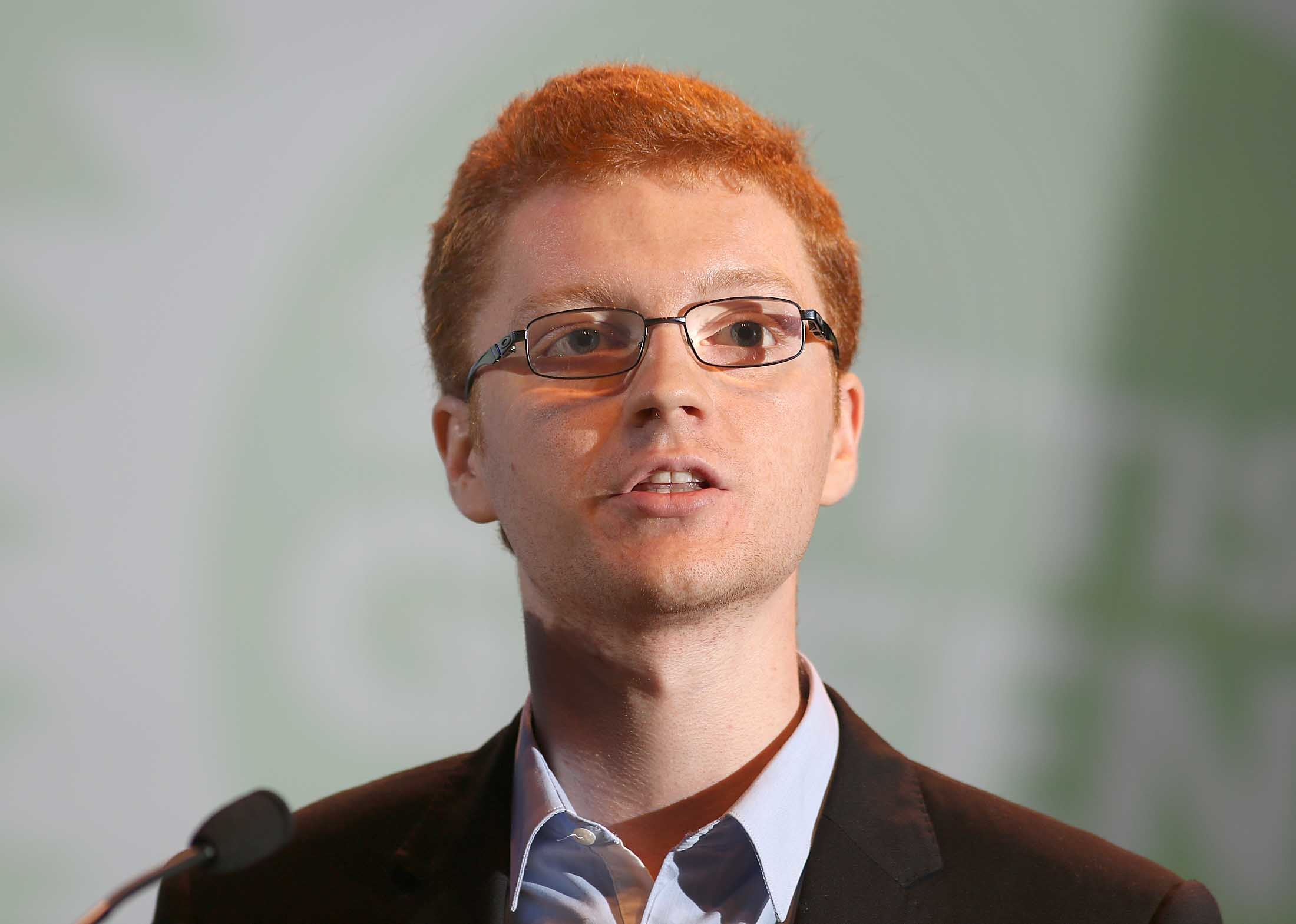 Ross Greer MSP (Pic: Allan Milligan)
