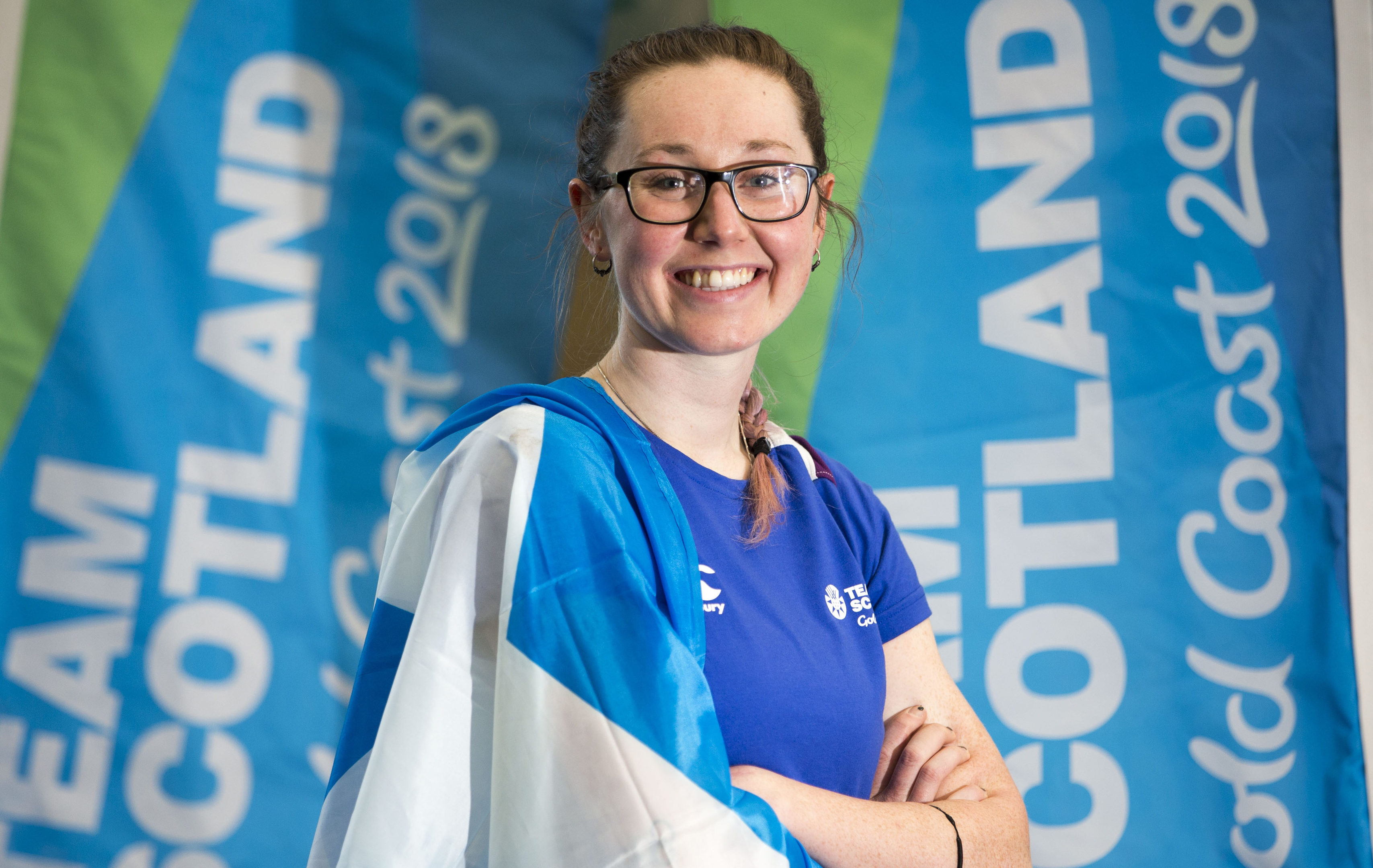Team Scotland's Katie Archibald (Jeff Holmes/PA Wire)